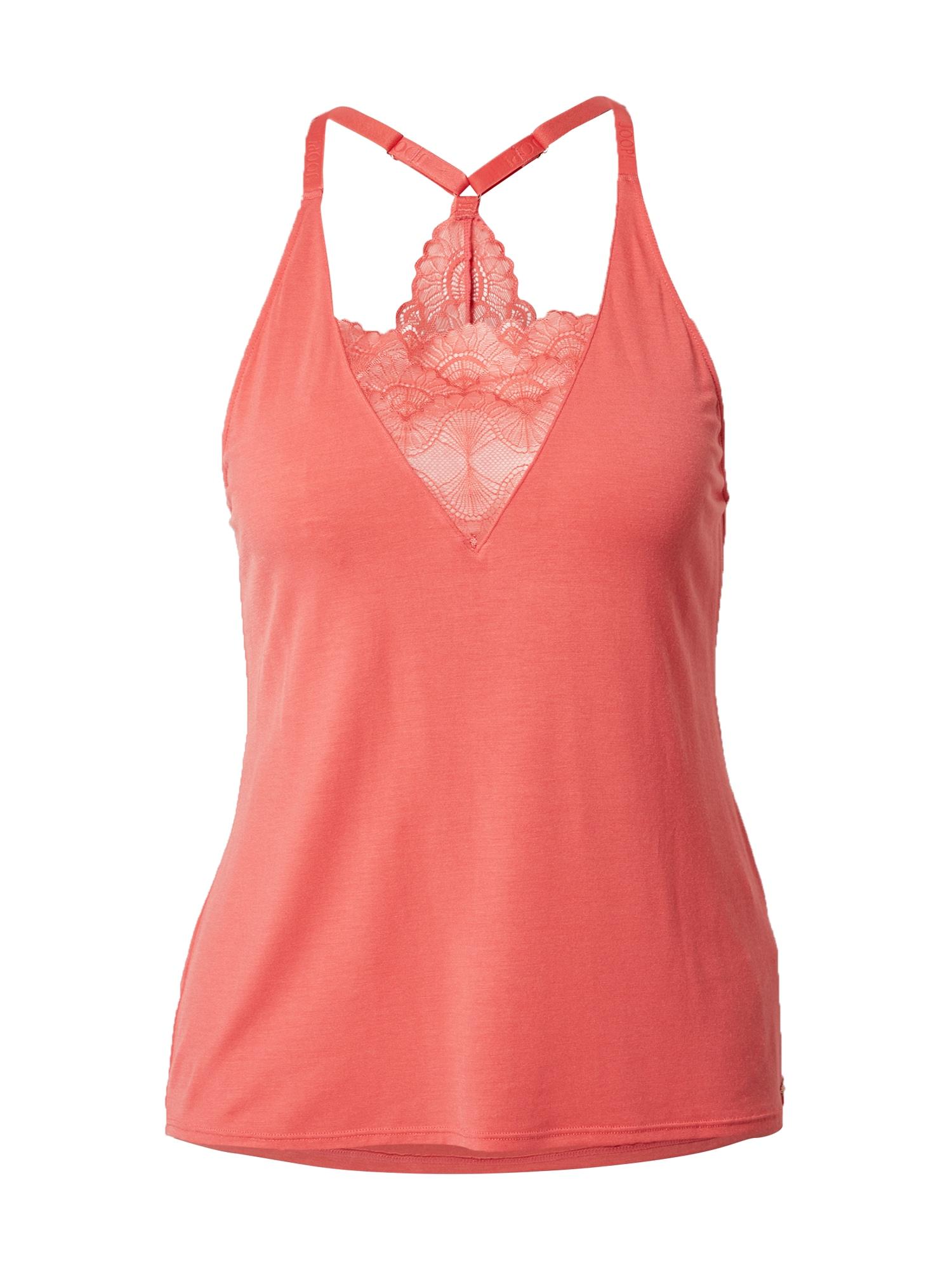 JOOP! Bodywear Apatiniai marškinėliai rožinė