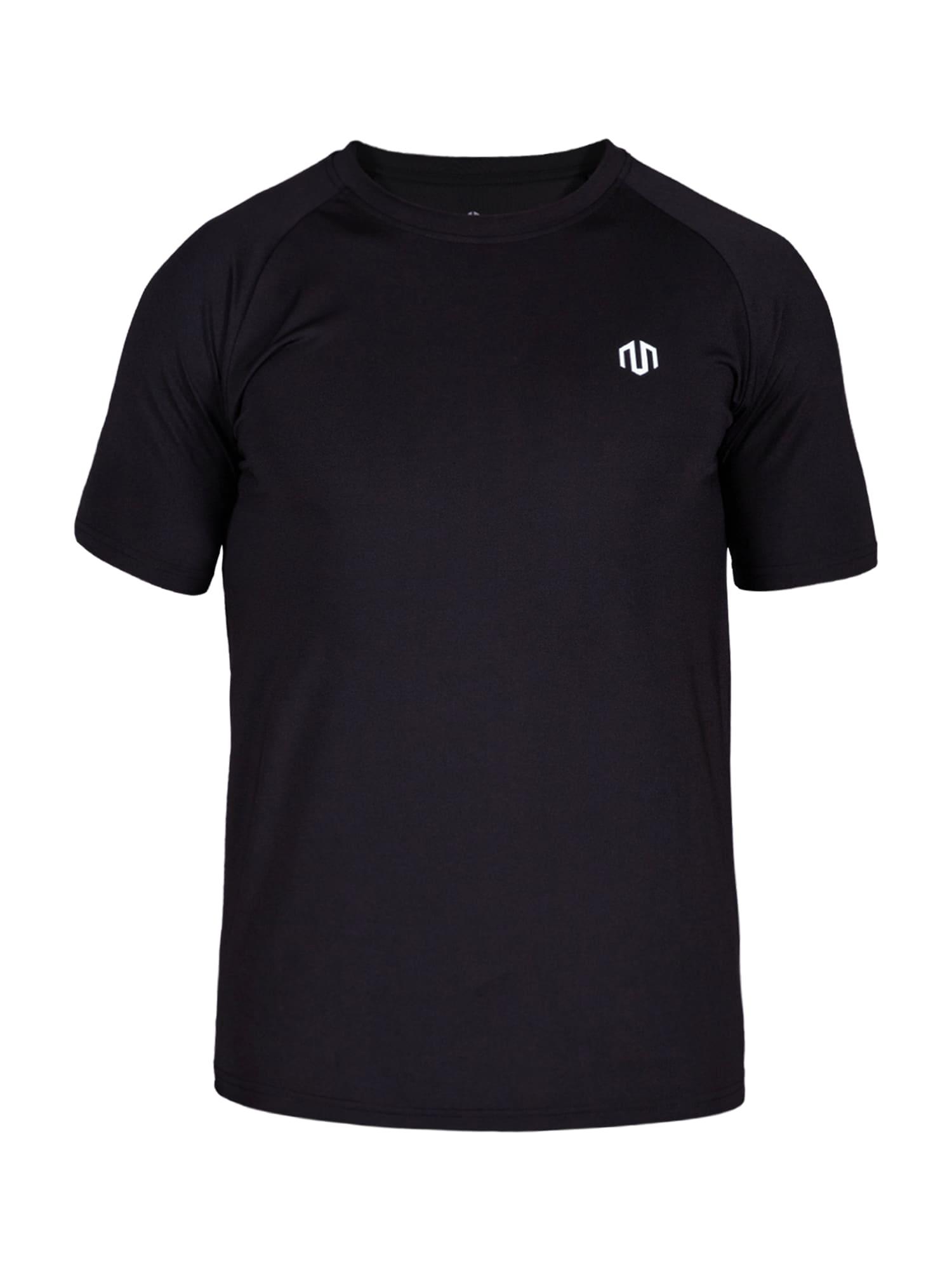 MOROTAI Sportiniai marškinėliai juoda