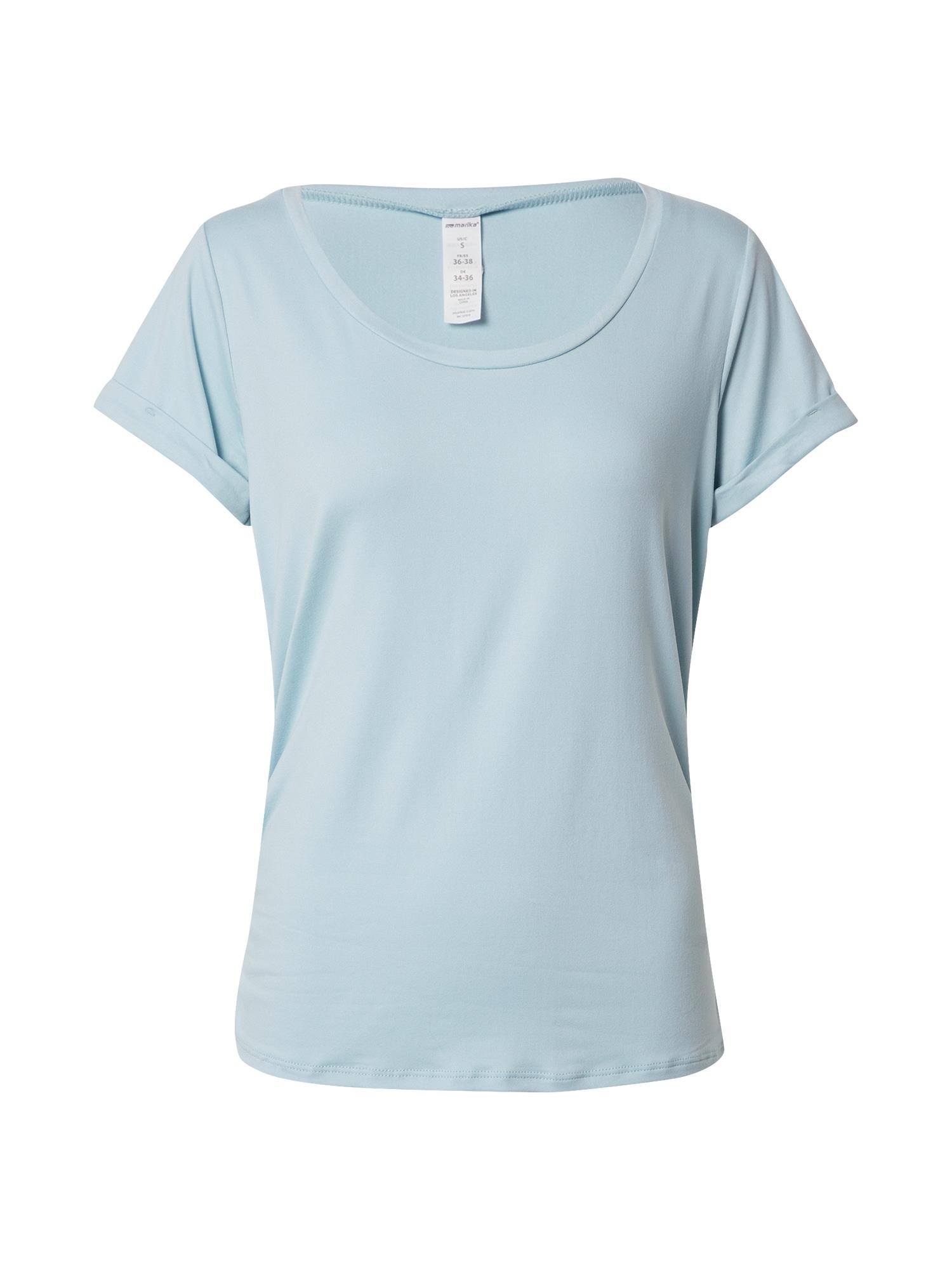 Marika Funkční tričko 'VESPER'  světlemodrá