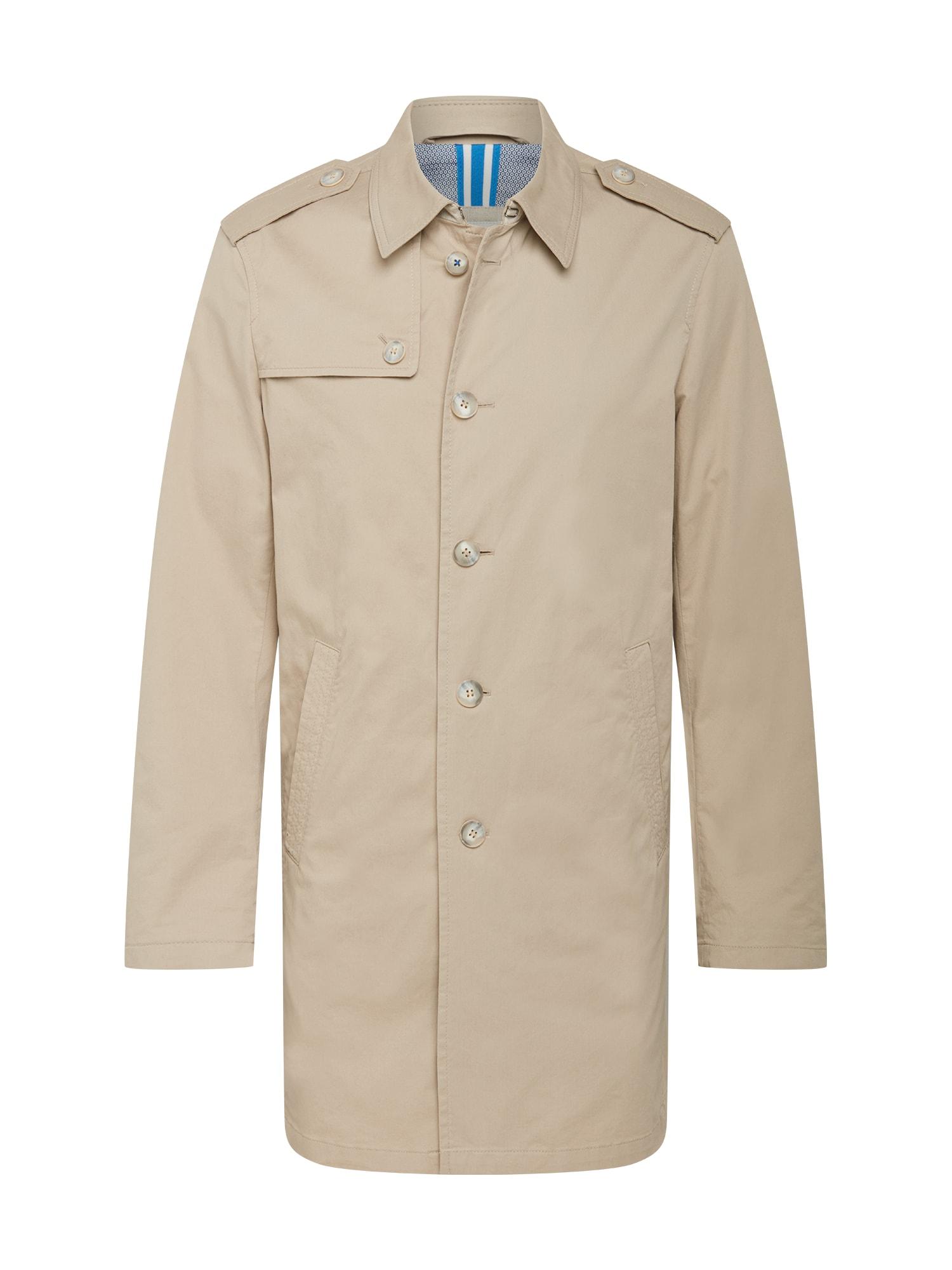 bugatti Demisezoninis paltas smėlio