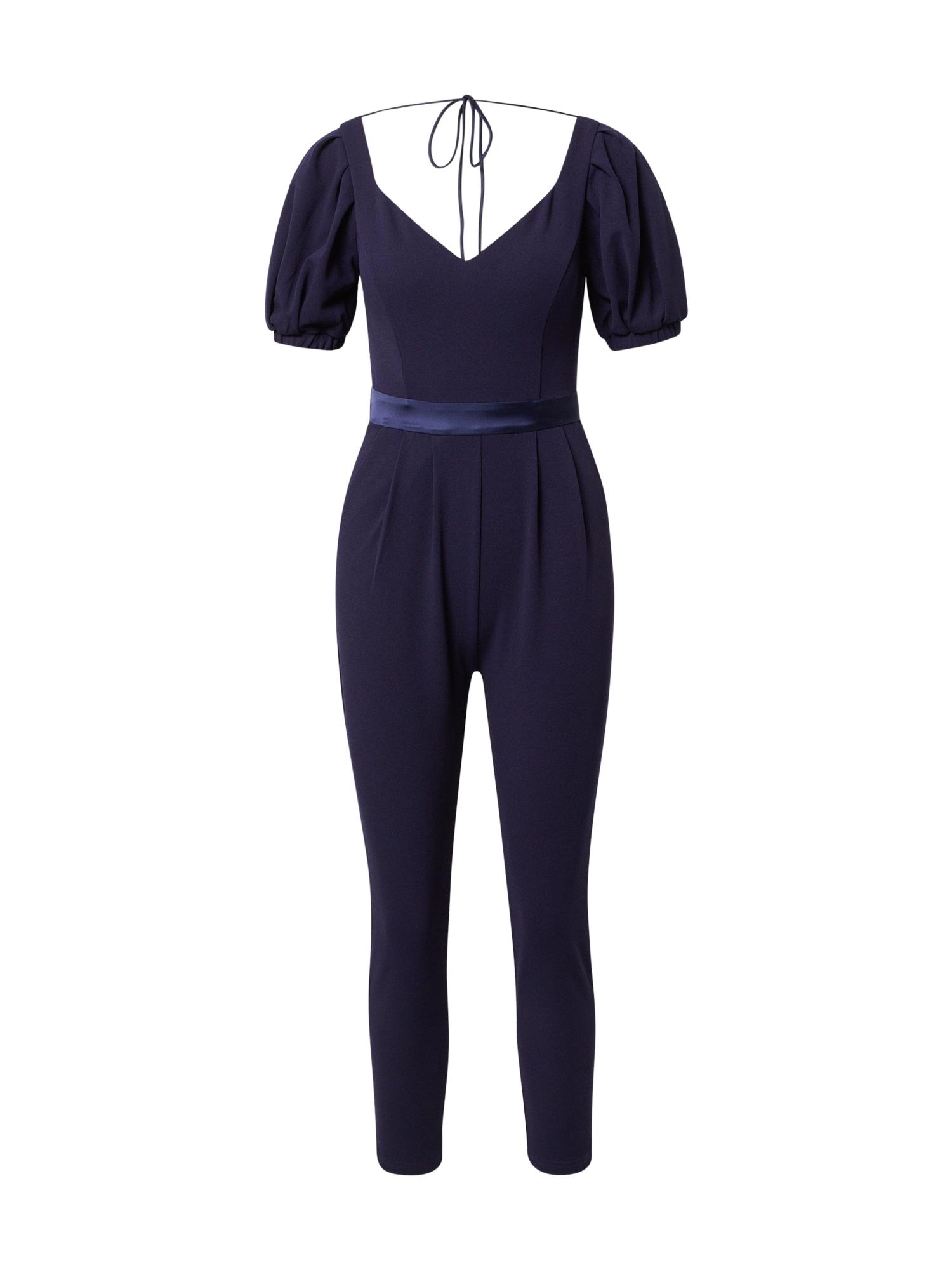 Skirt & Stiletto Vienos dalies kostiumas tamsiai mėlyna