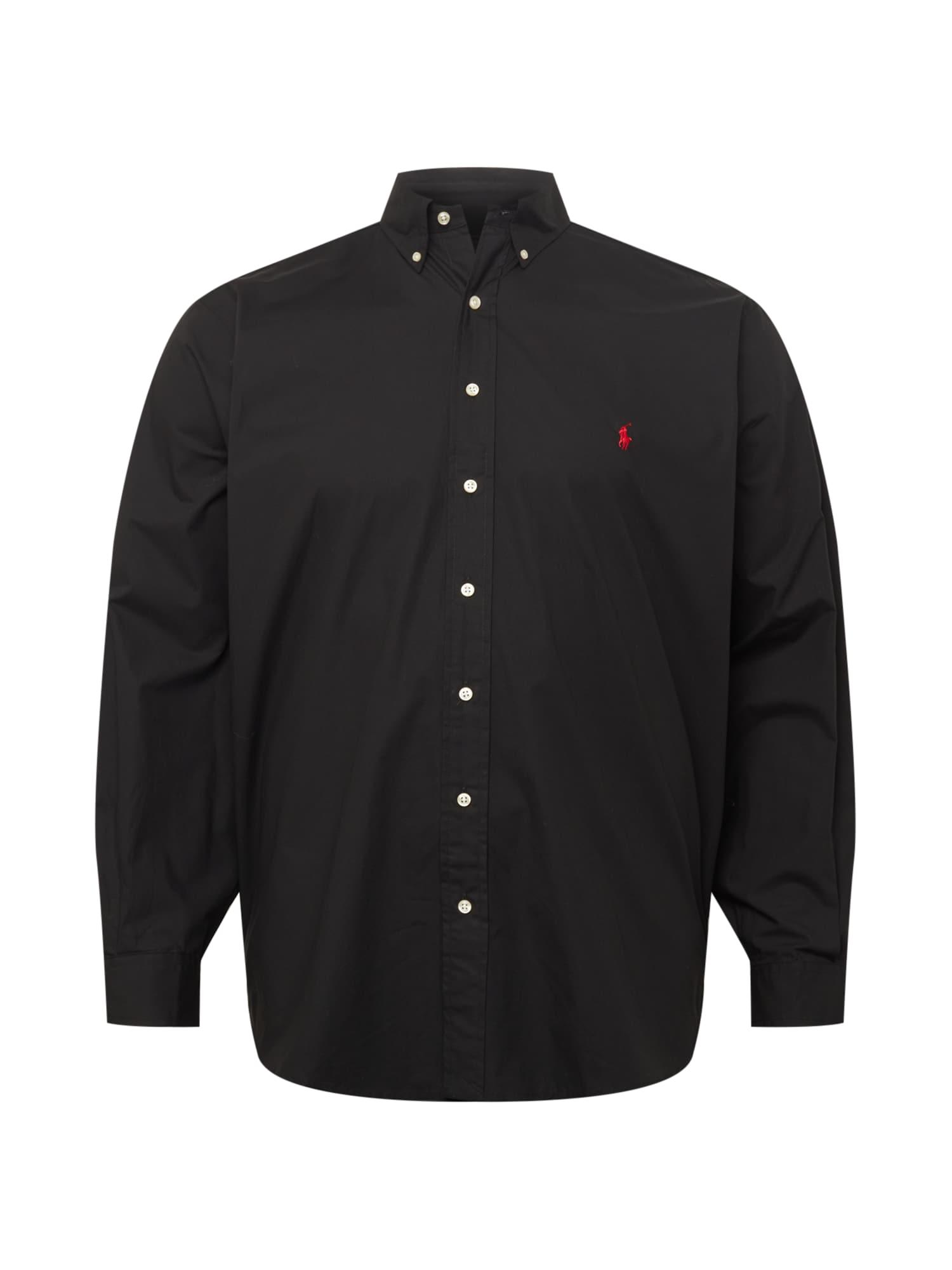 Polo Ralph Lauren Big & Tall Marškiniai juoda