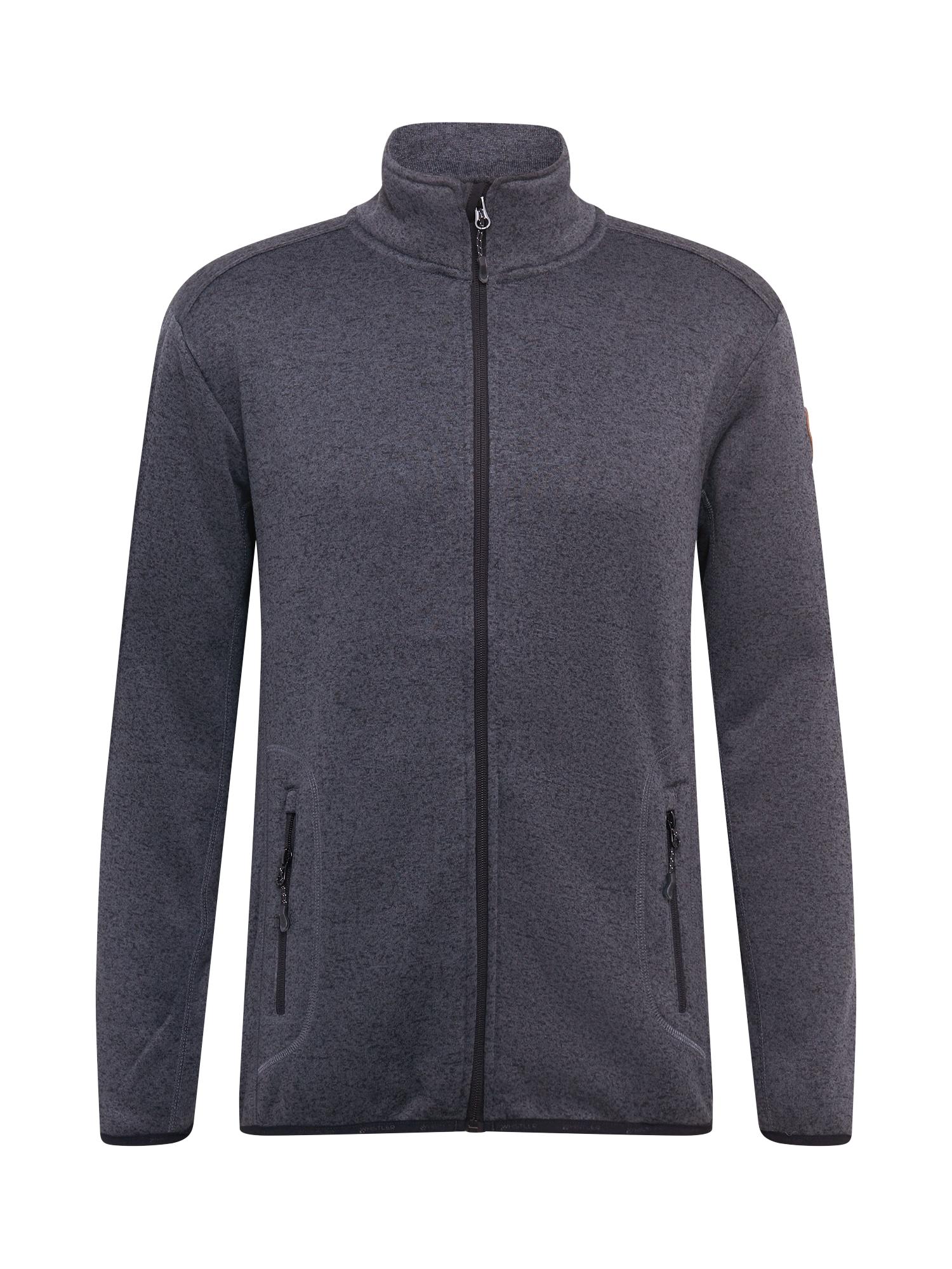 Whistler Funkcinis flisinis džemperis pilka