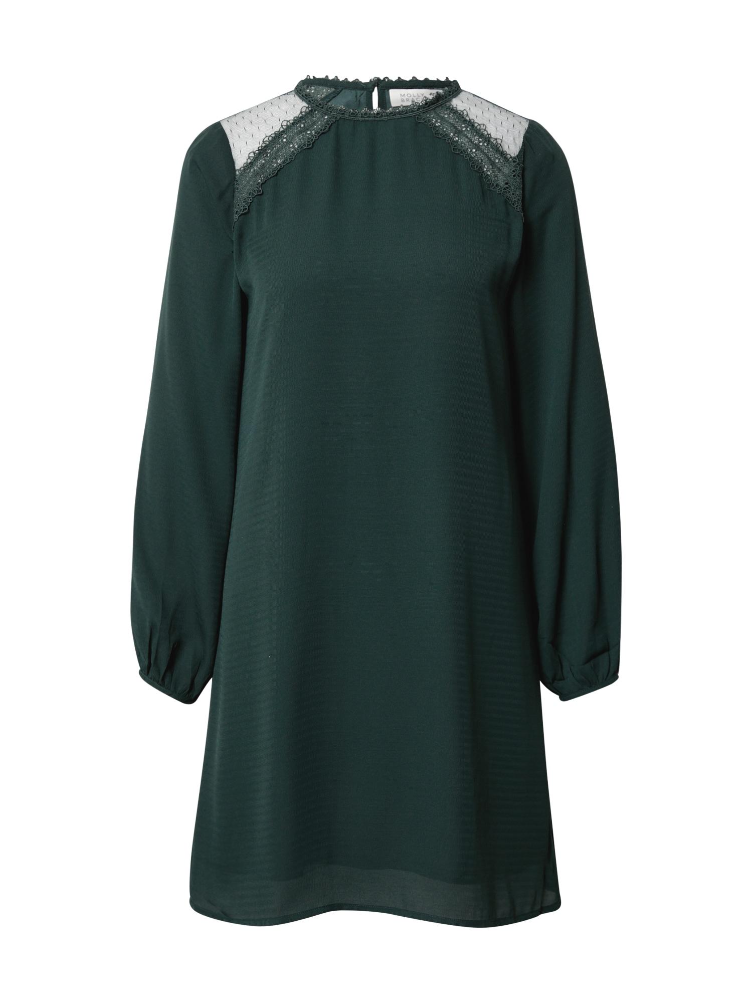 Molly BRACKEN Šaty 'Star'  tmavě zelená
