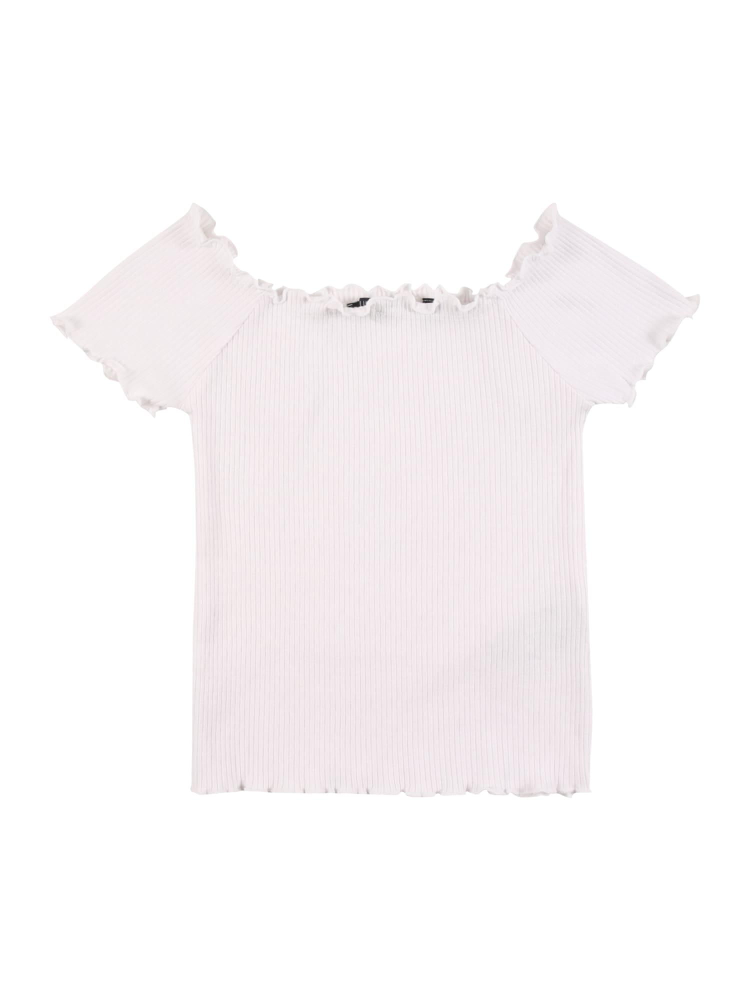 BLUE SEVEN Marškinėliai balta