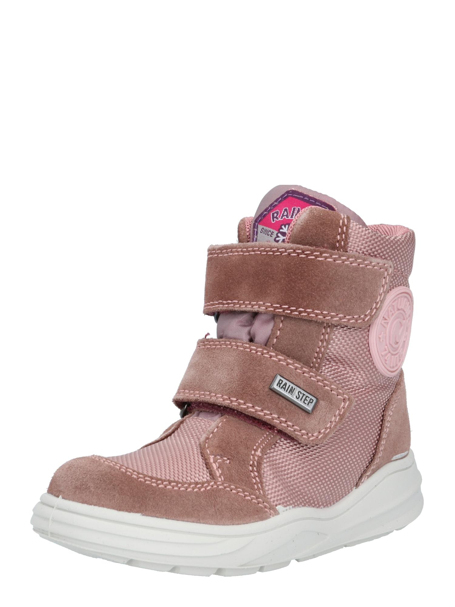 NATURINO Sniego batai slyvų spalva