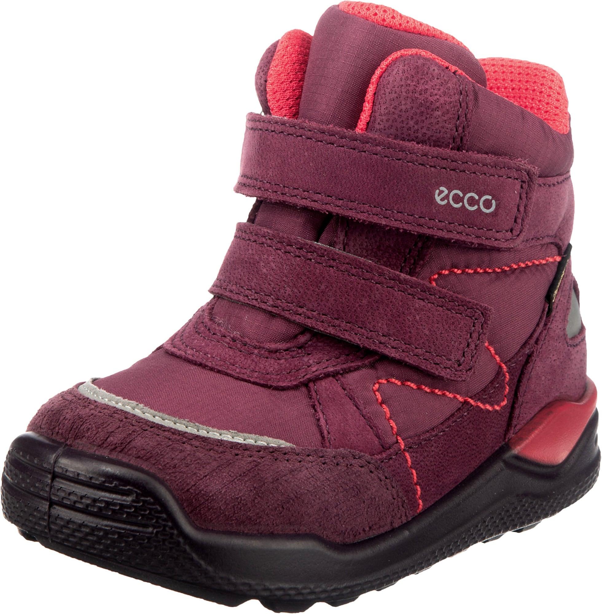 ECCO Auliniai batai su kulniuku 'ScarSimba' purpurinė