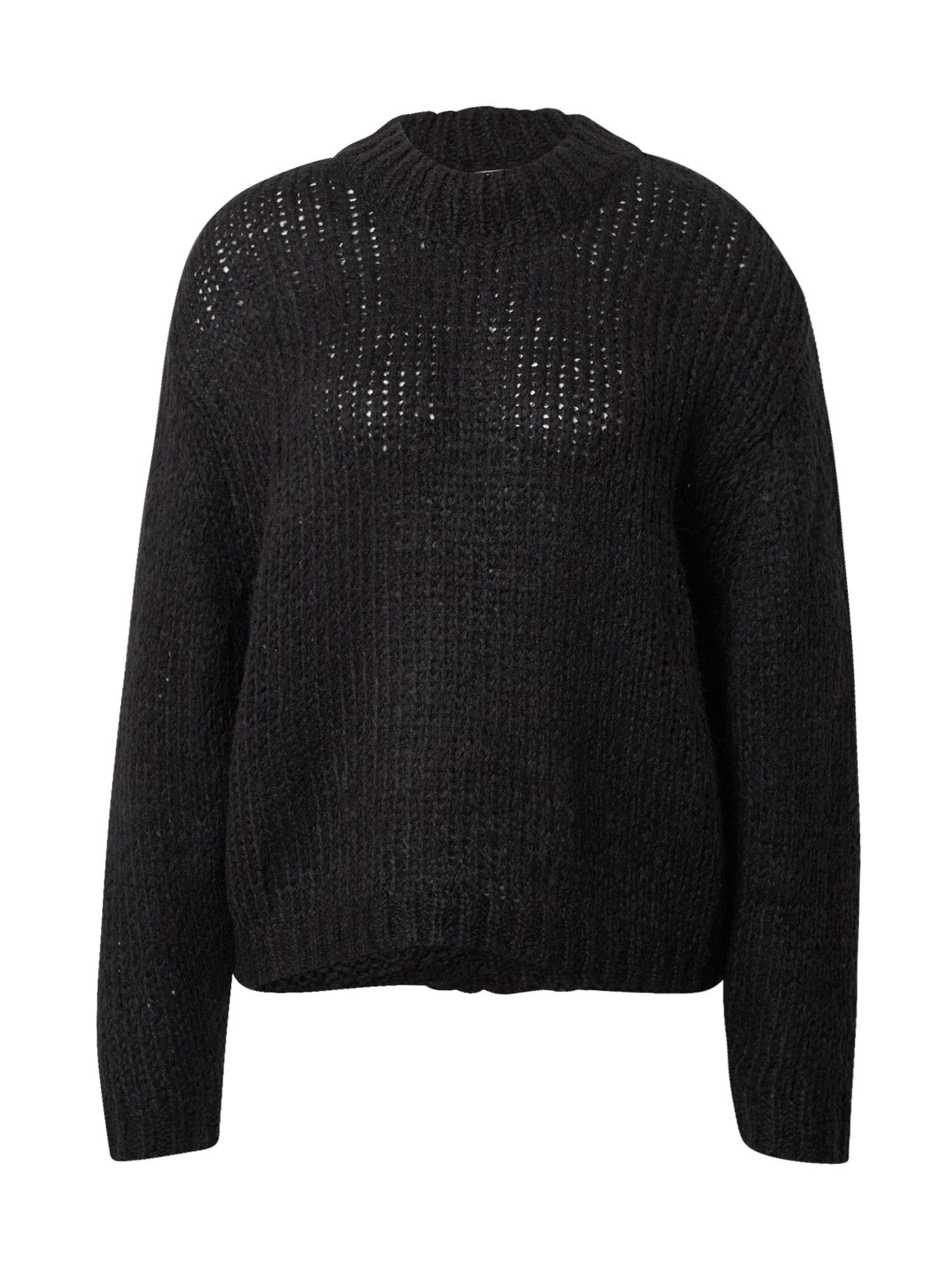 24COLOURS Megztinis juoda