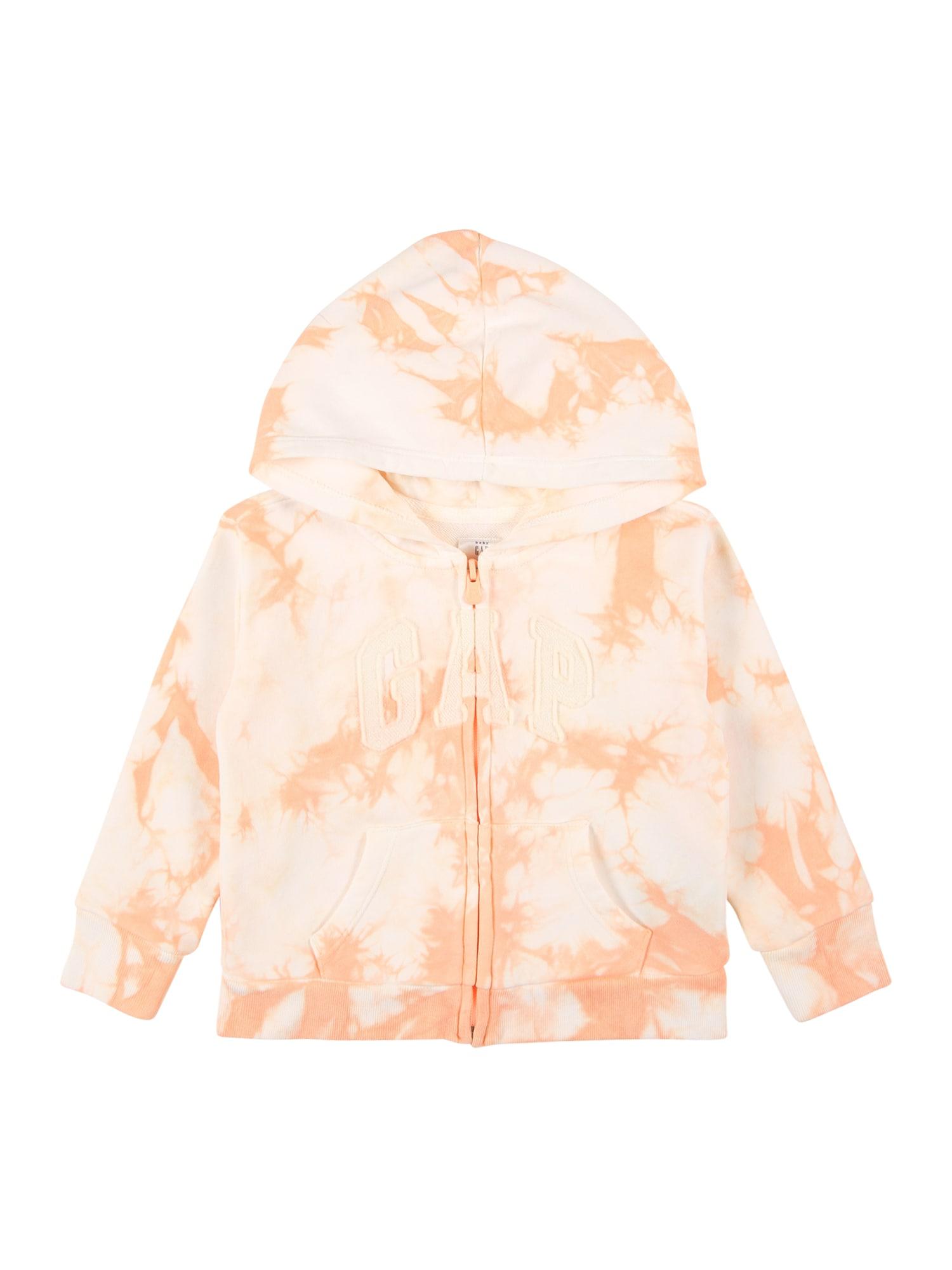 GAP Džemperis persikų spalva / abrikosų spalva