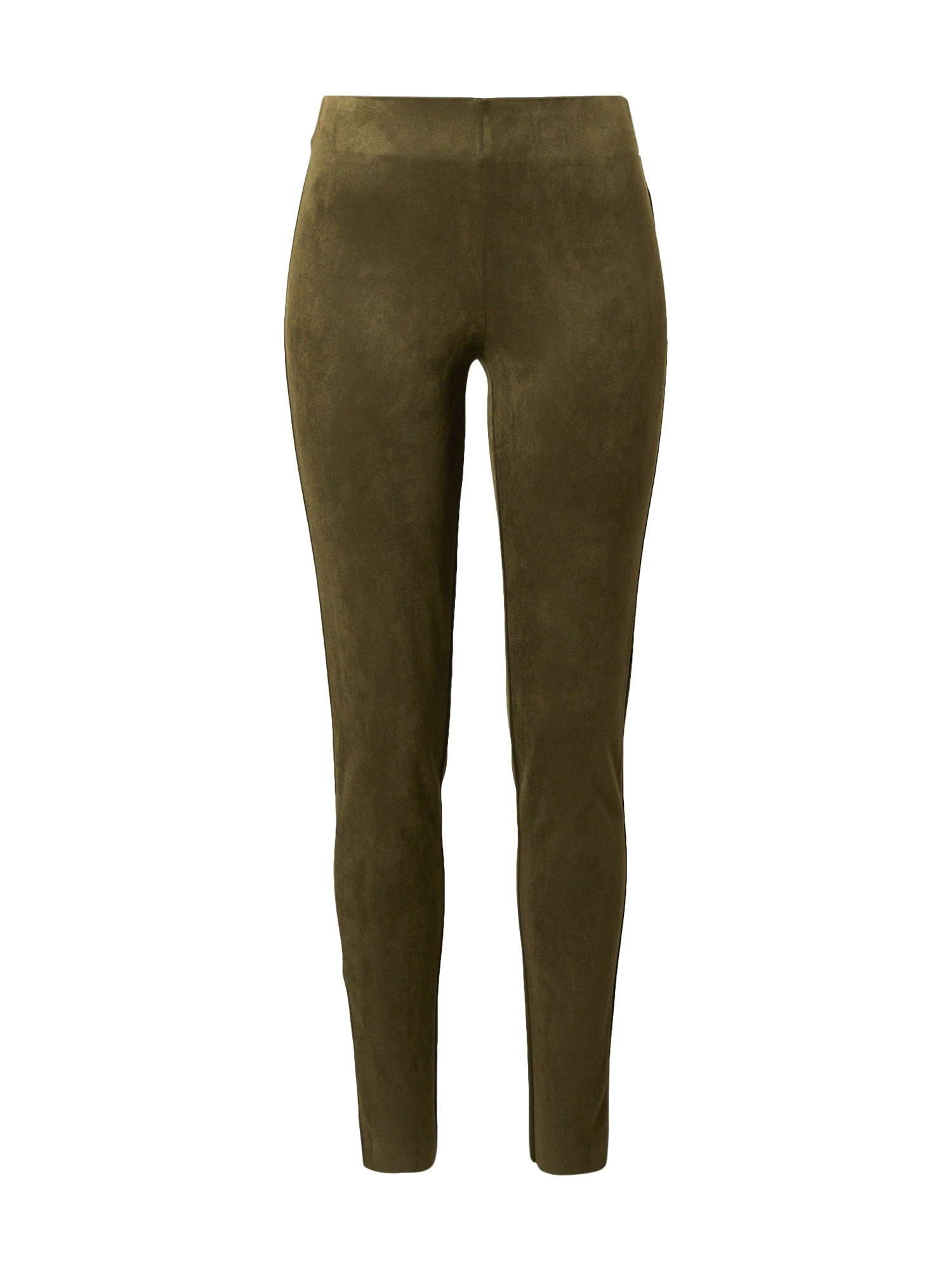 Freequent Kelnės 'Lexie' alyvuogių spalva