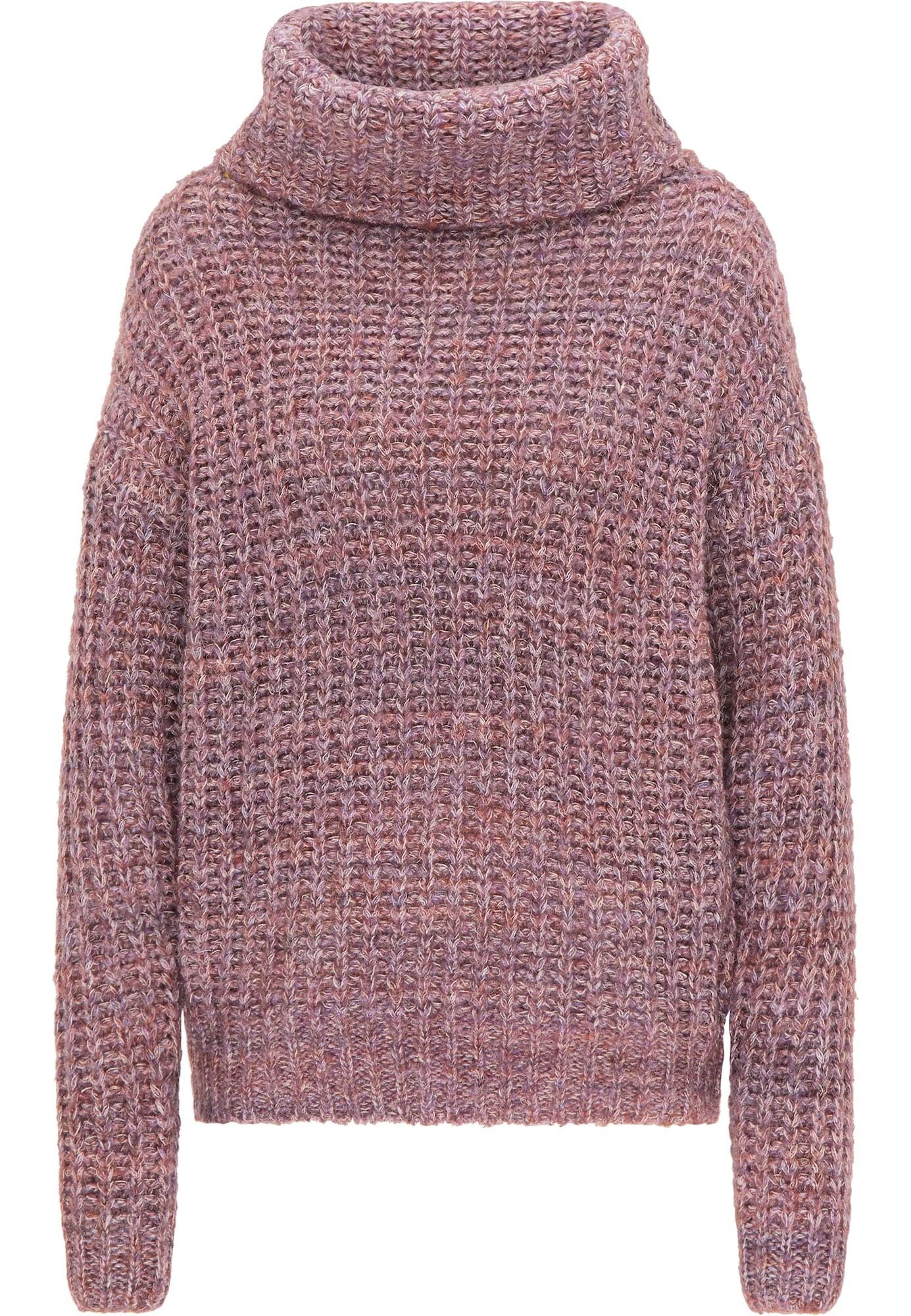 usha FESTIVAL Laisvas megztinis mišrios spalvos / uogų spalva