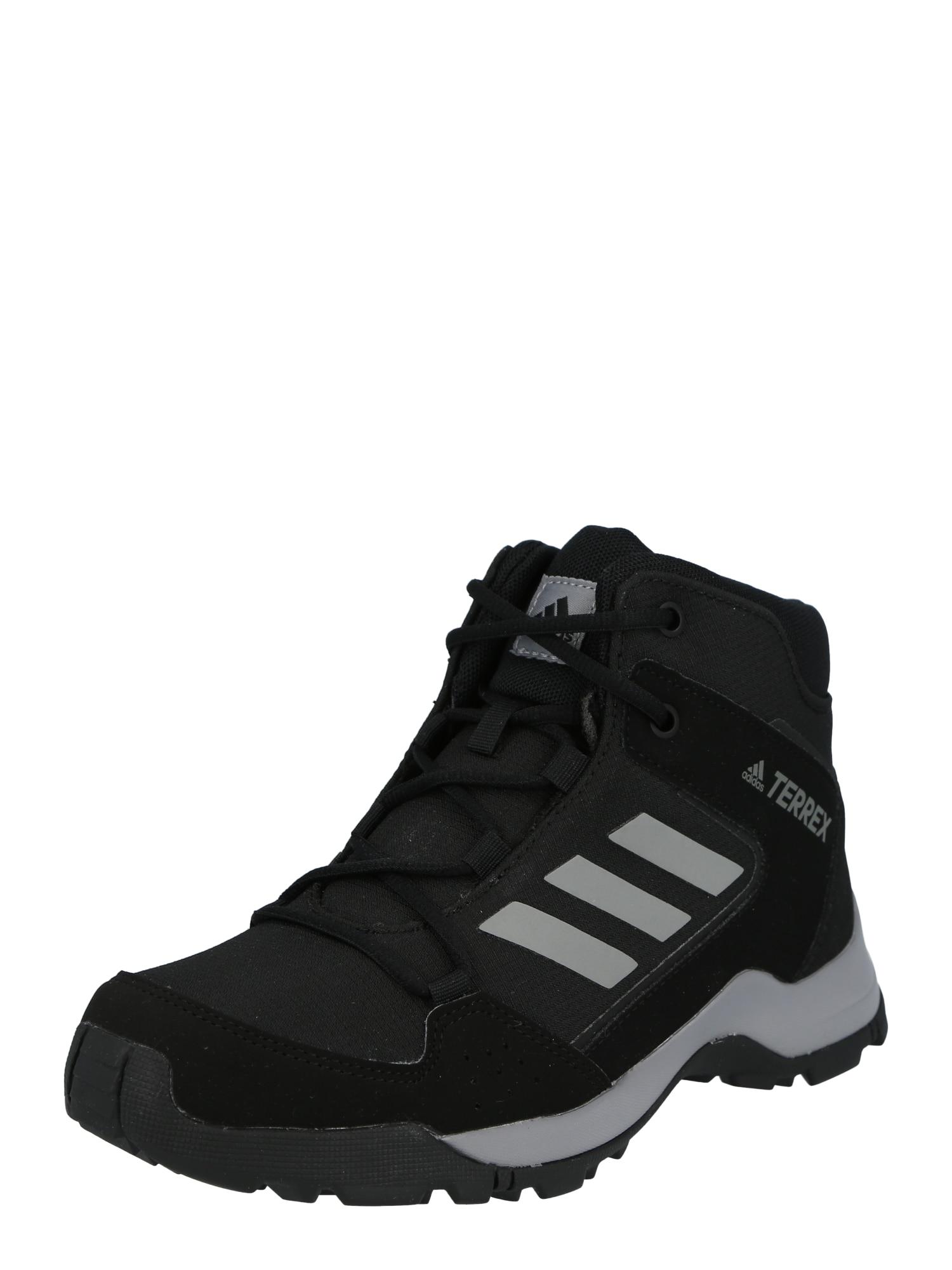 ADIDAS PERFORMANCE Auliniai batai pilka / juoda