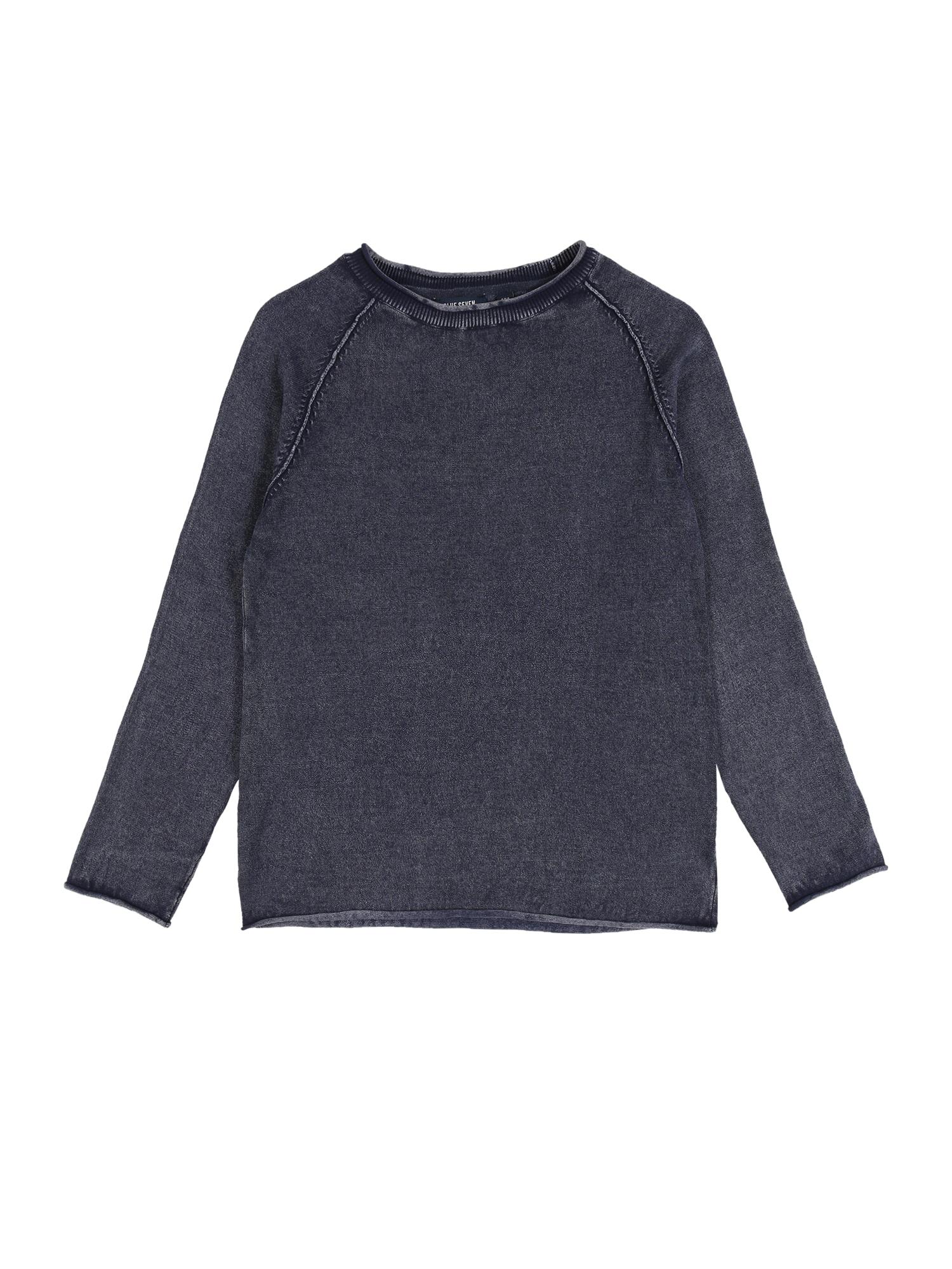 BLUE SEVEN Megztinis melsvai pilka