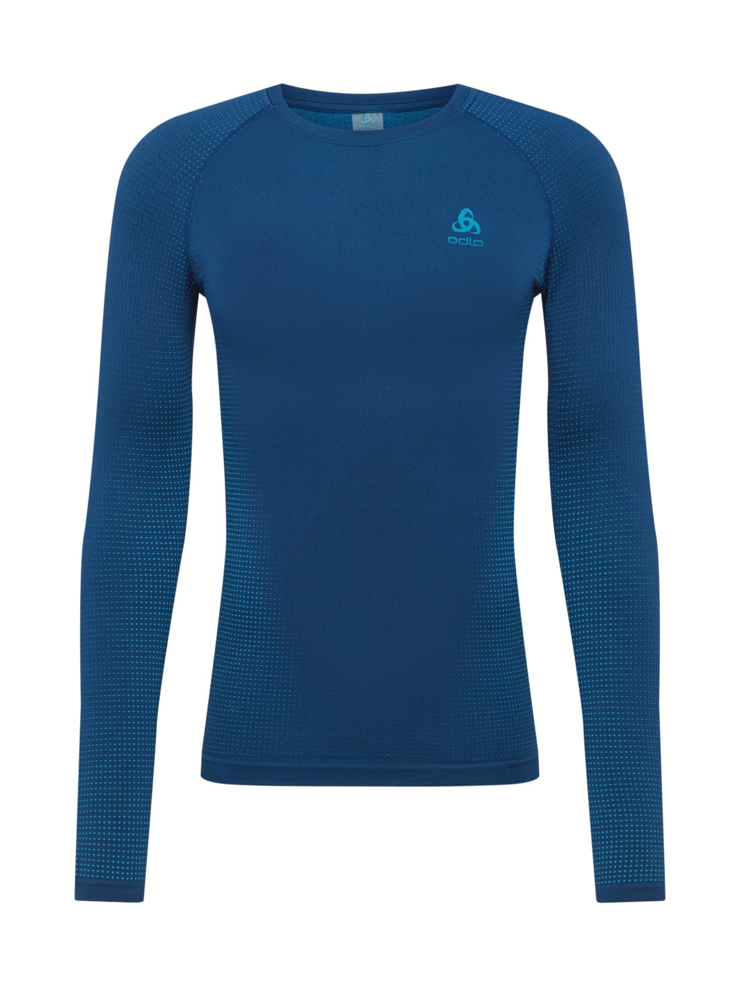 ODLO Funkční tričko  tmavě modrá