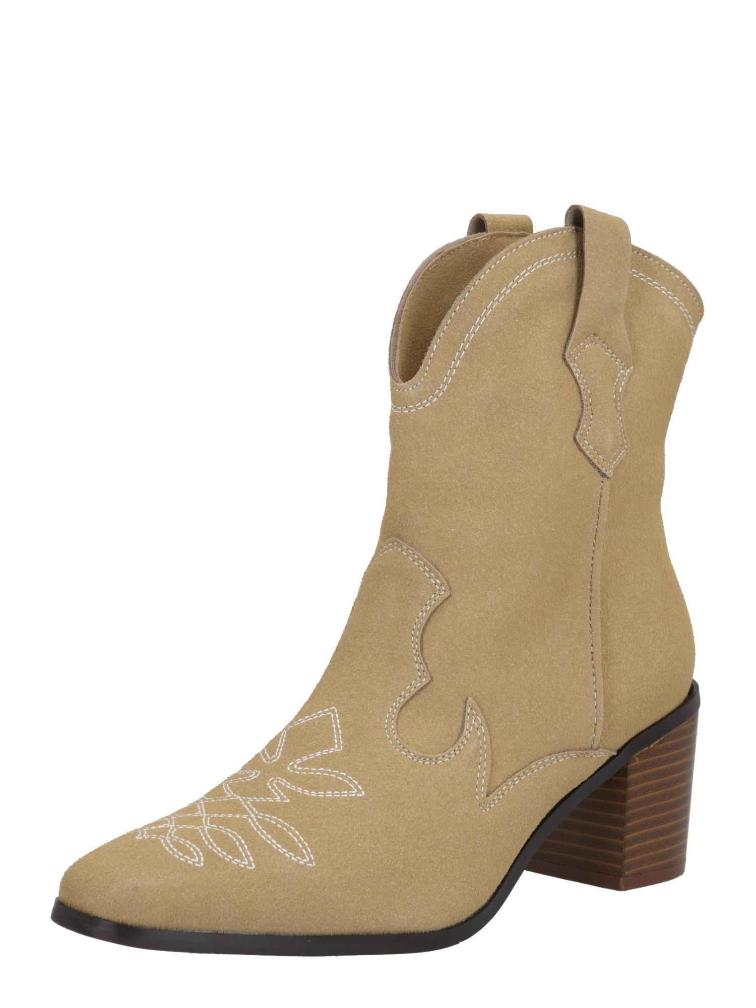 Hailys Kaubojiški batai smėlio