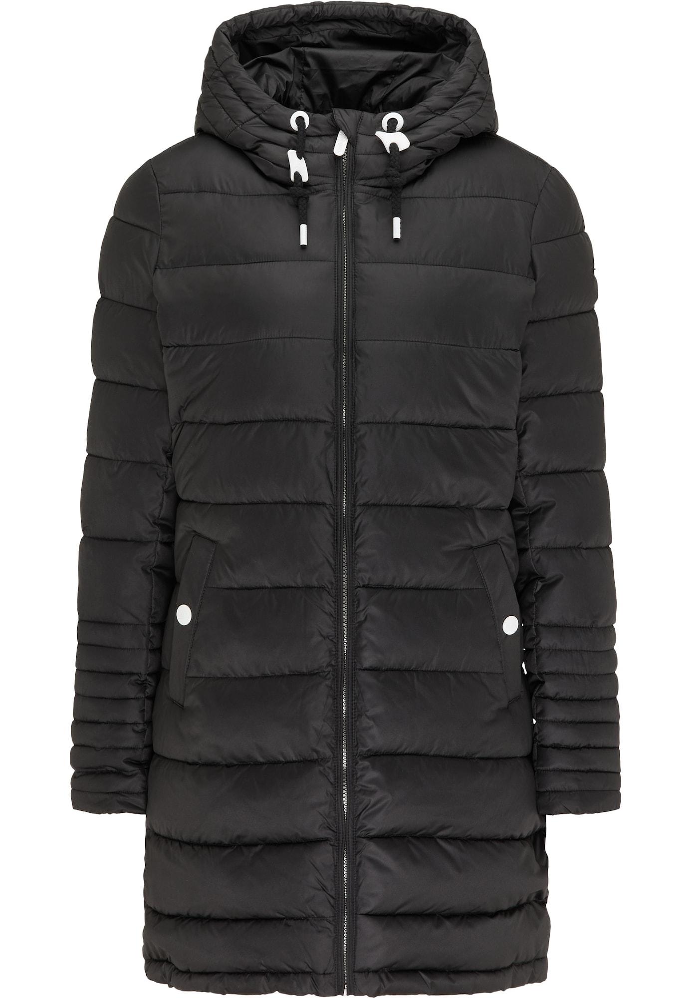 ICEBOUND Žieminis paltas juoda