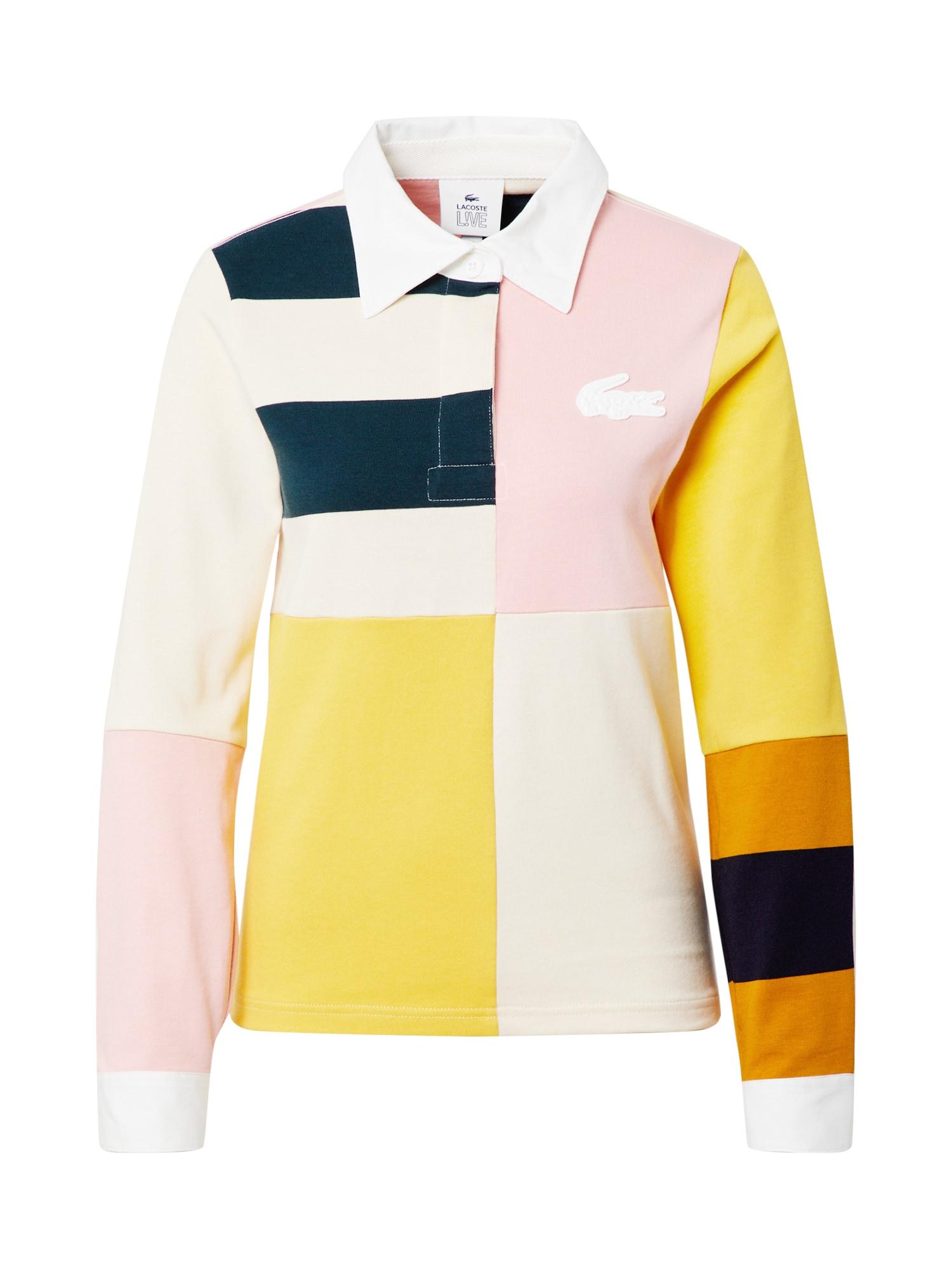 LACOSTE Marškinėliai mišrios spalvos
