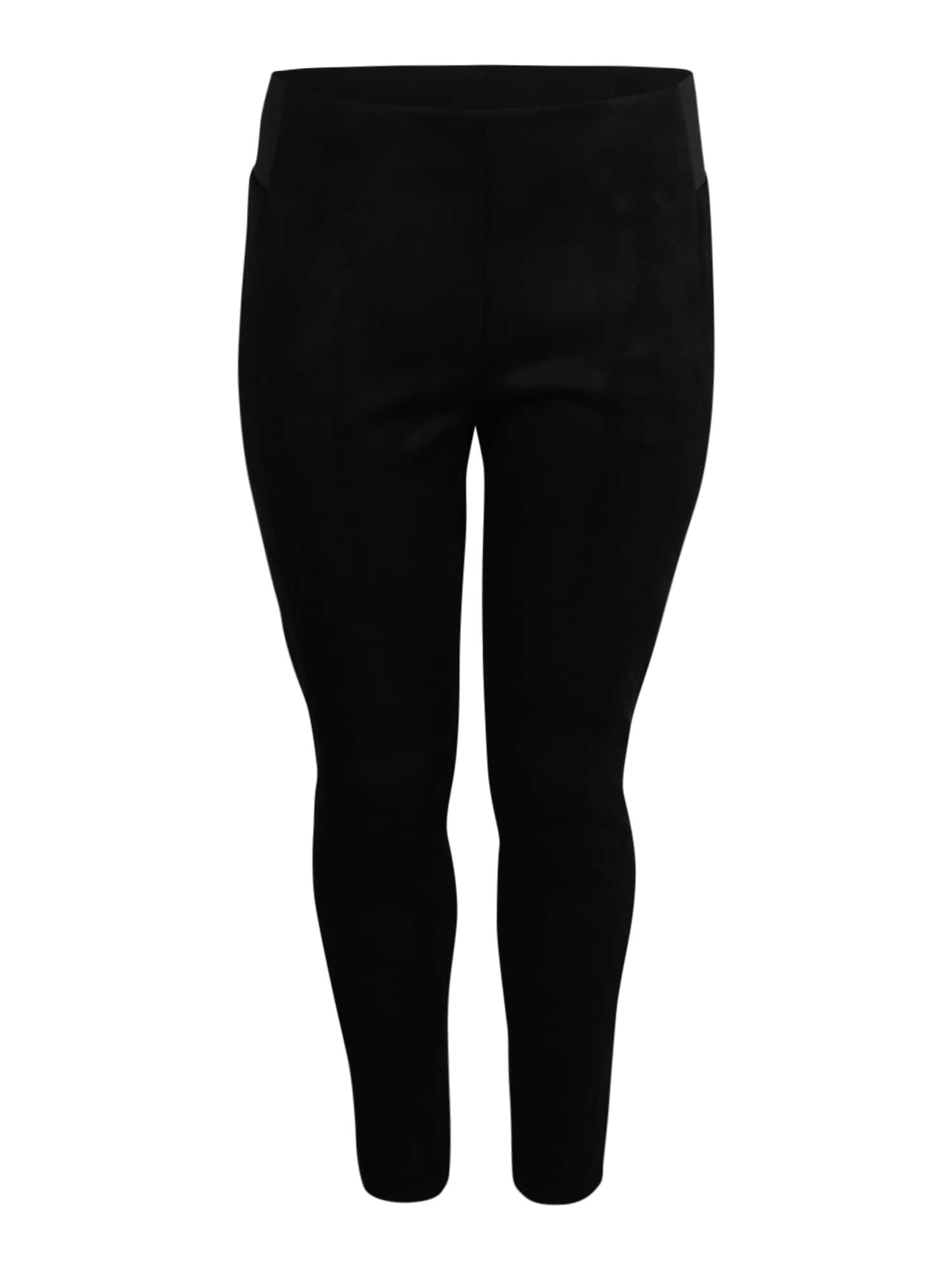 Vero Moda Curve Legíny 'Cava'  černá