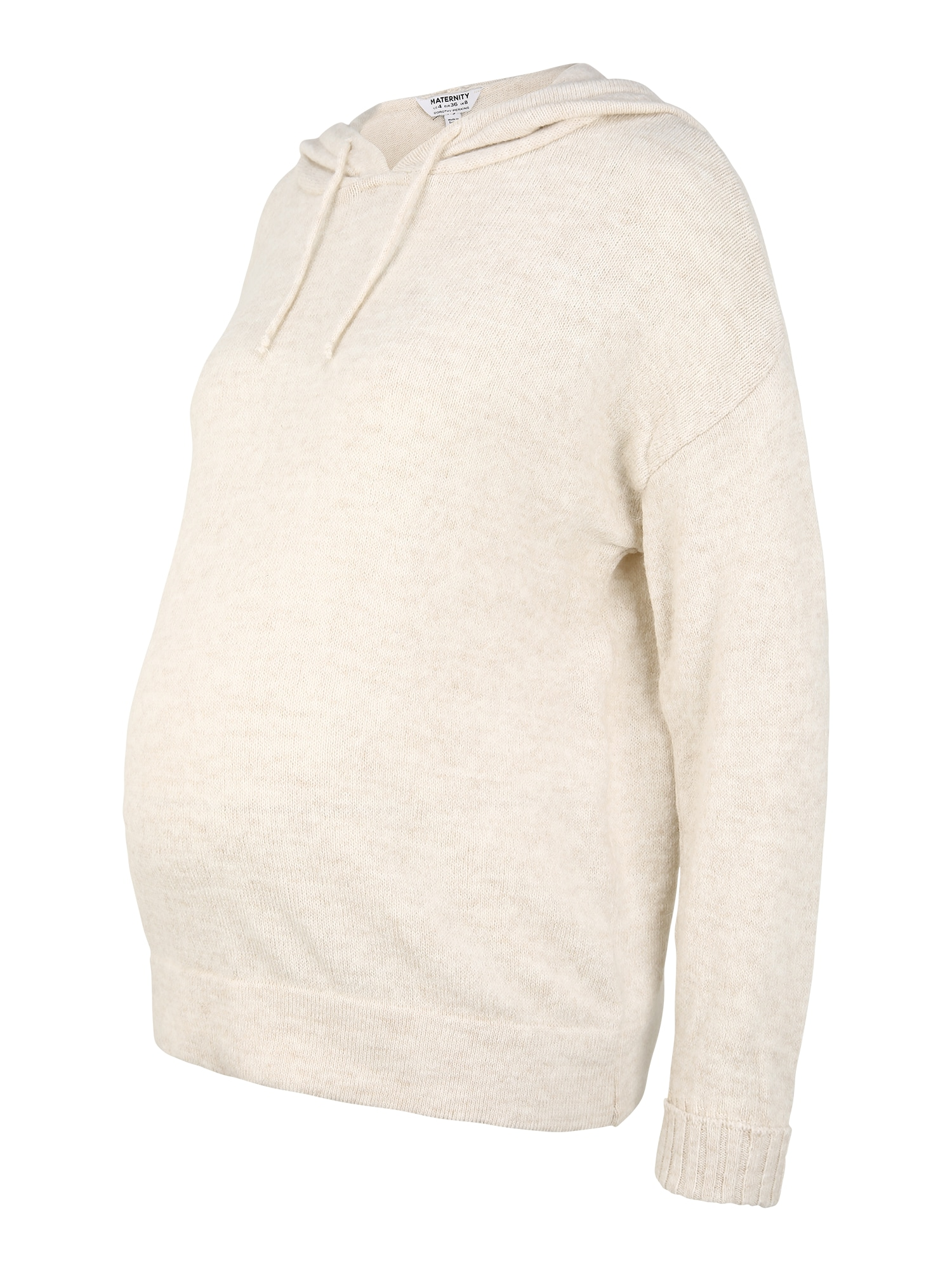 Dorothy Perkins Maternity Megztinis smėlio spalva