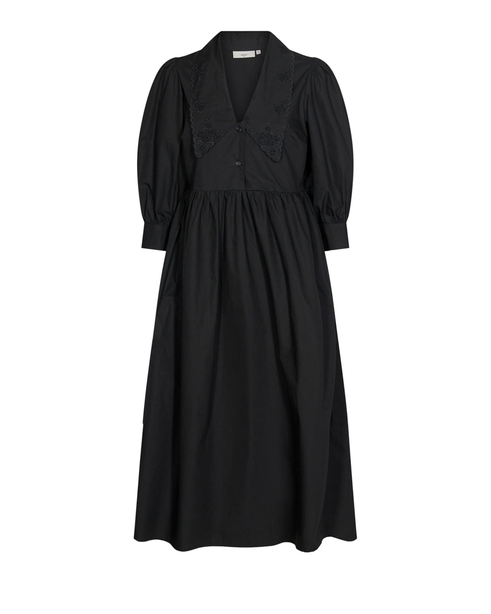 minimum Košilové šaty 'Rikkaly'  černá