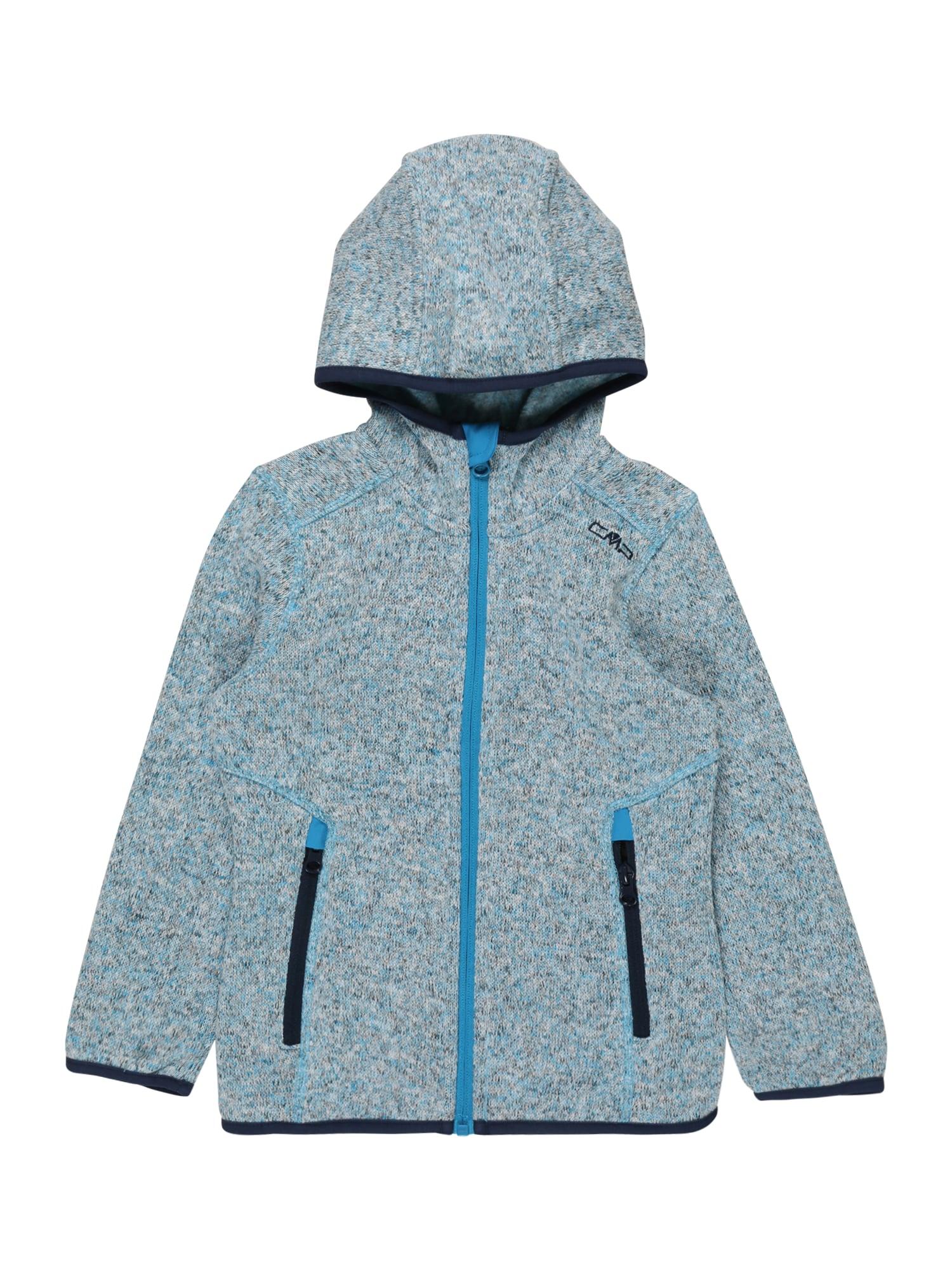CMP Flisinis džemperis dangaus žydra