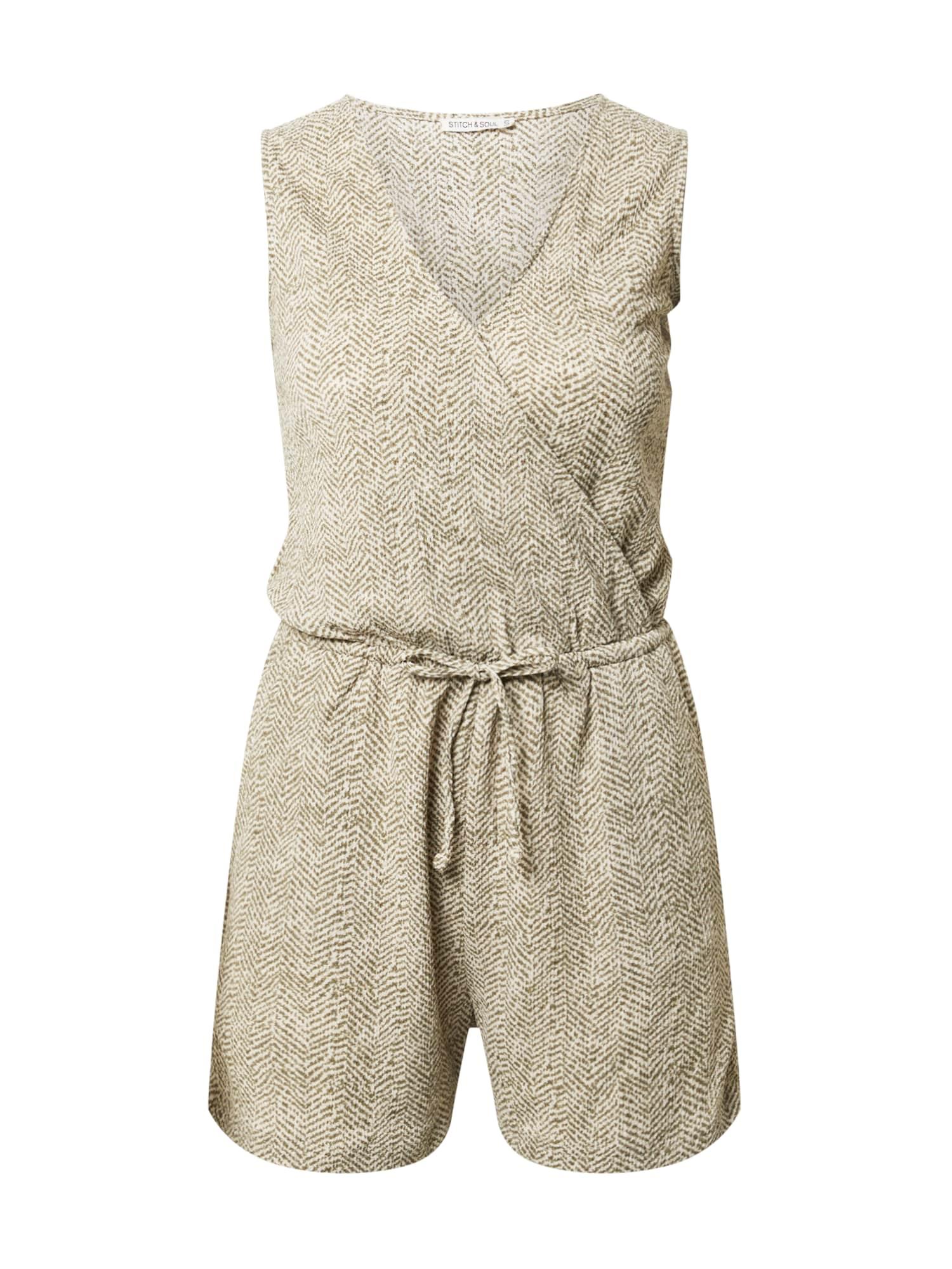 Stitch and Soul Vienos dalies kostiumas smėlio