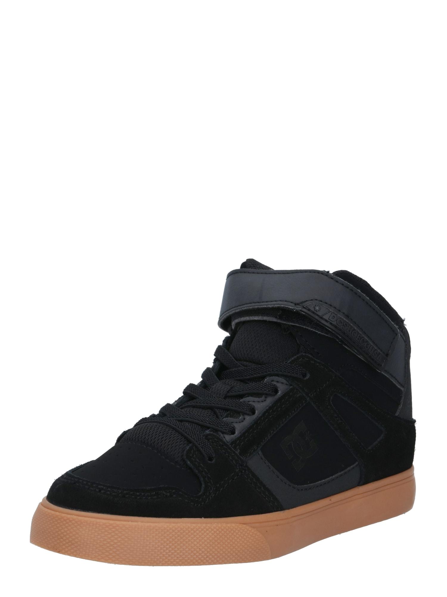 DC Shoes Sportiniai batai juoda