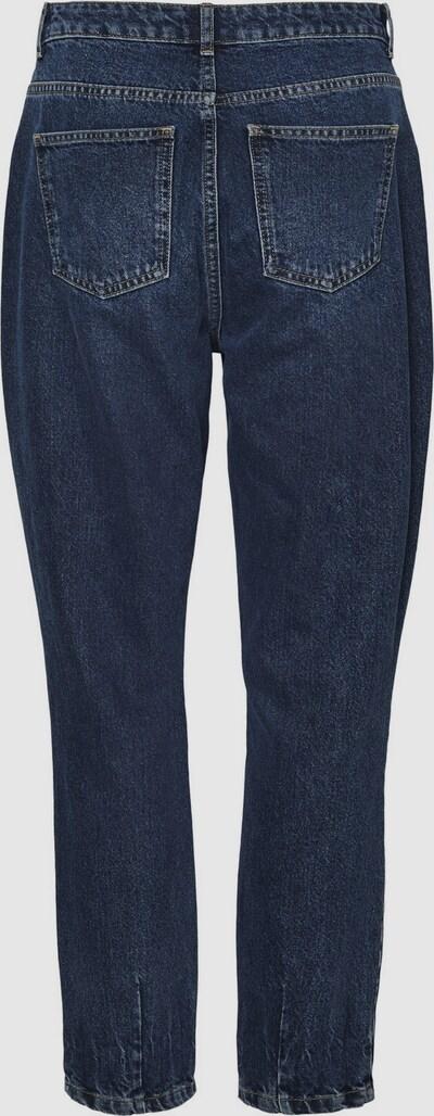 """- High Waist - Tapered Legs - Mom Jeans - Five-Pocket-Style - Reiß- und Knopfverschluss vorn - Nicht dehnbarer Baumwollstoff - Relaxed Fit   SUPPORTING BETTER COTTON Wir sind stolz darauf, ein Mitglied der """"Better Cotton Initiative"""" zu sein. Durch den Kauf unserer Baumwollprodukte unterstützt du den nachhaltigeren Baumwollanbau. Better Cotton wird über ein System namens """"Mass Balance"""" gewonnen. Nähere Details findest du auf http://bettercotton.org/learnmore."""