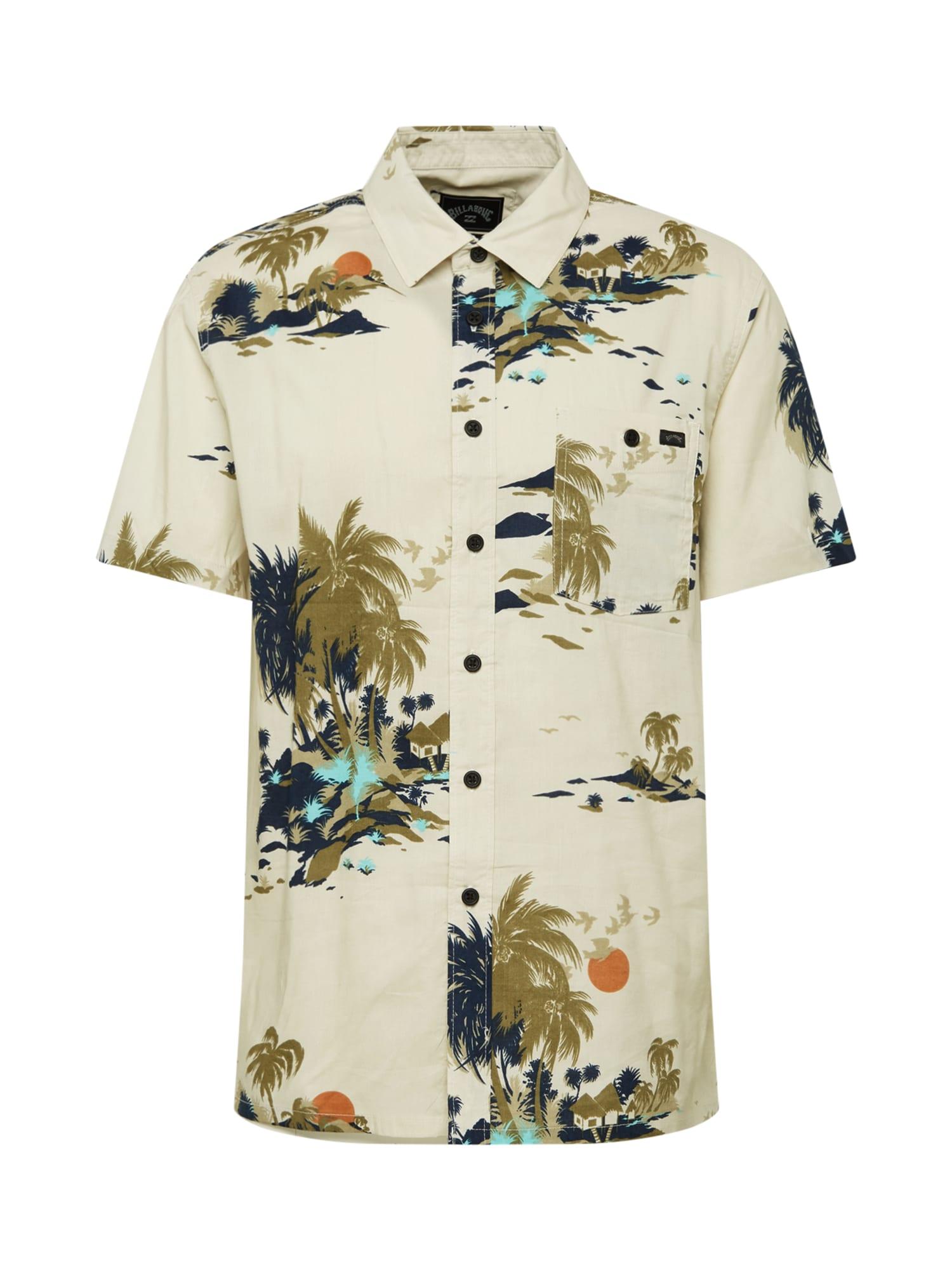 BILLABONG Marškiniai smėlio / mišrios spalvos