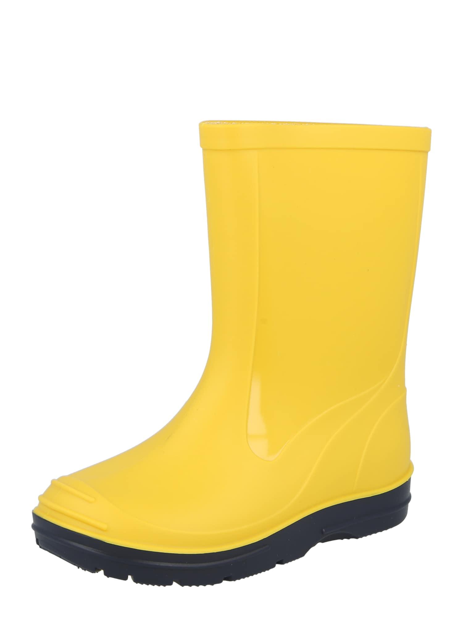 BECK Guminiai batai geltona