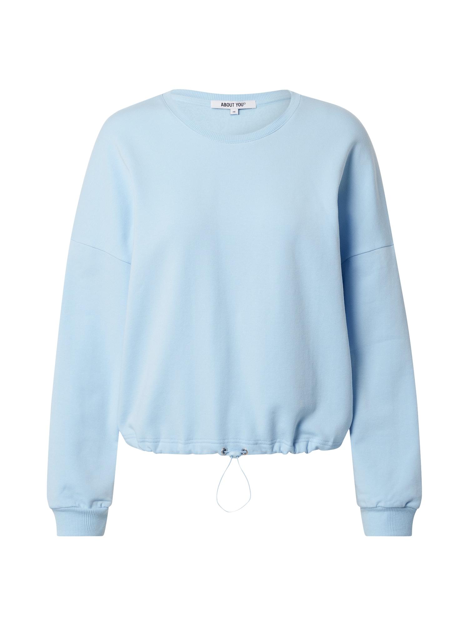 ABOUT YOU Megztinis be užsegimo 'Norina' mėlyna