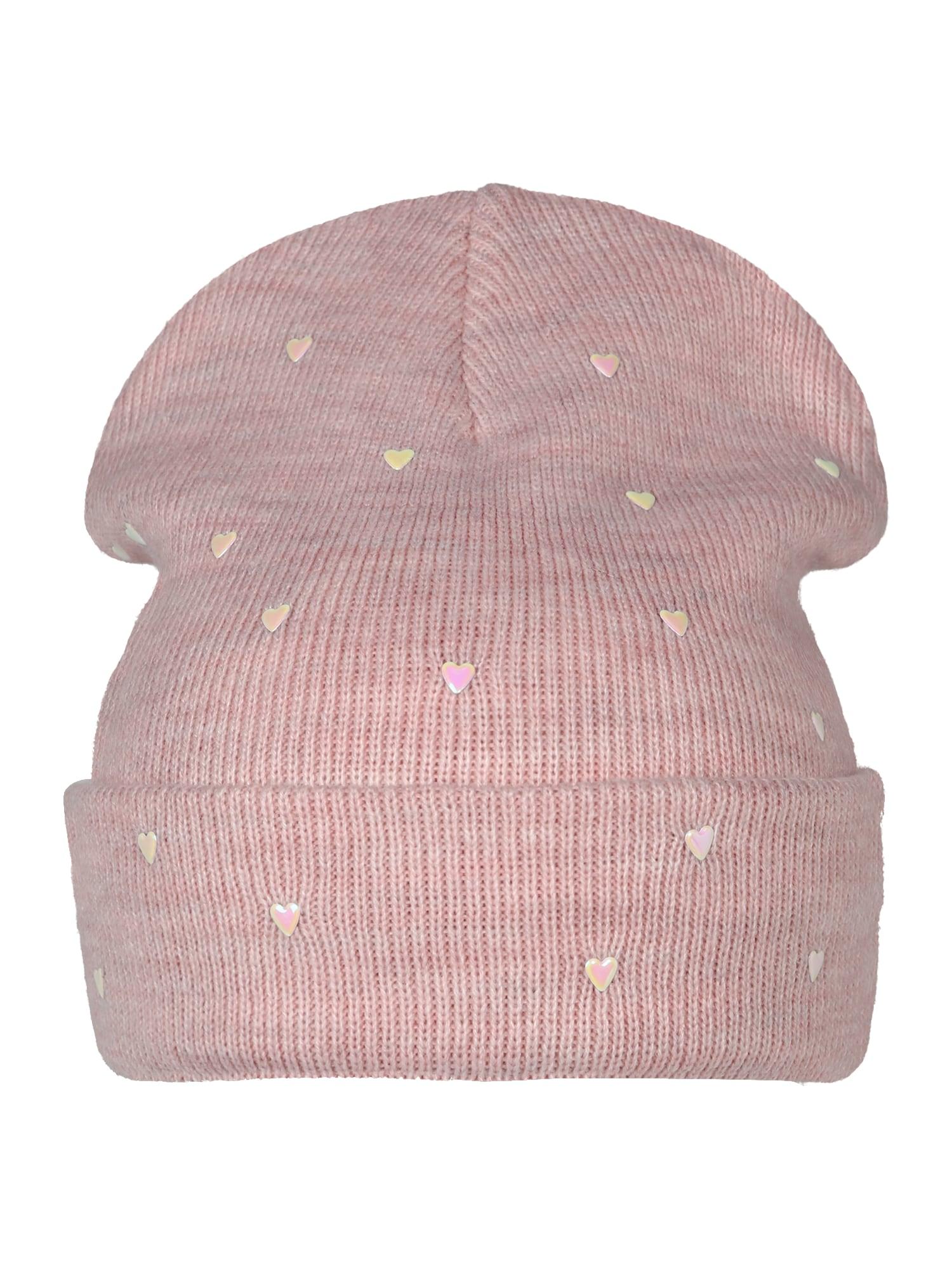 ICEPEAK Megzta kepurė ryškiai rožinė spalva