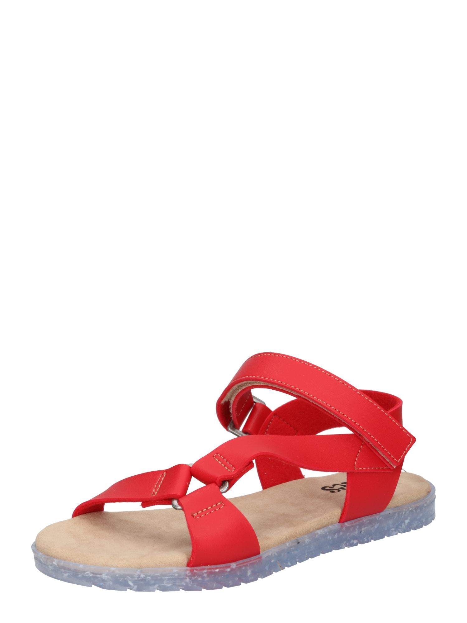 thies Sportinio tipo sandalai raudona