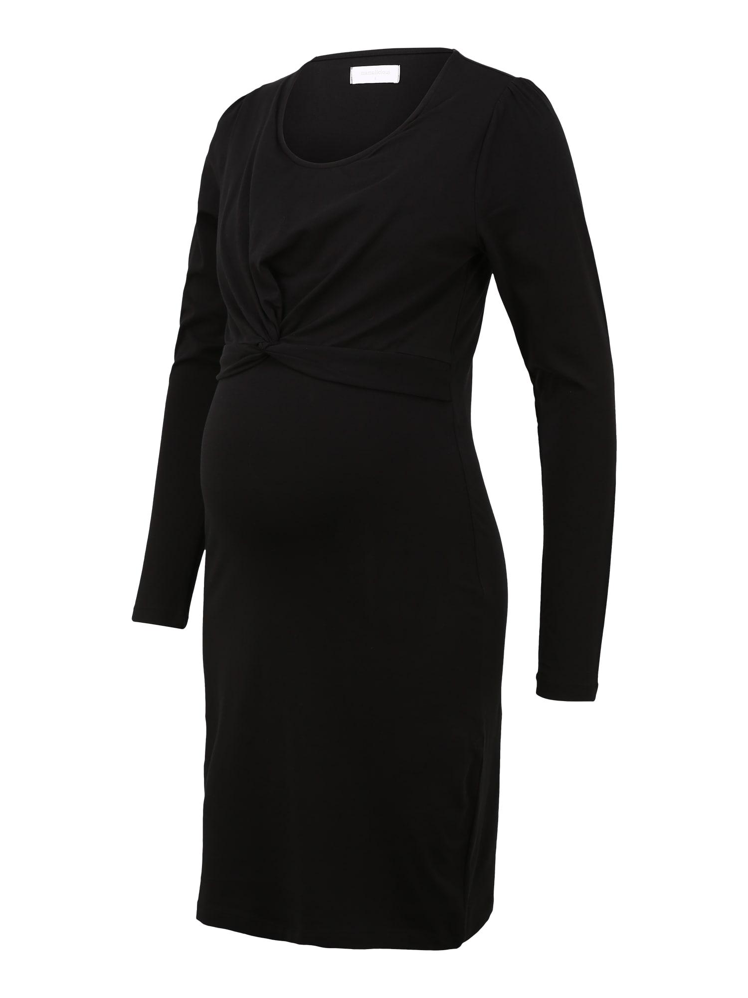 MAMALICIOUS Suknelė 'HELIA JUNE' juoda