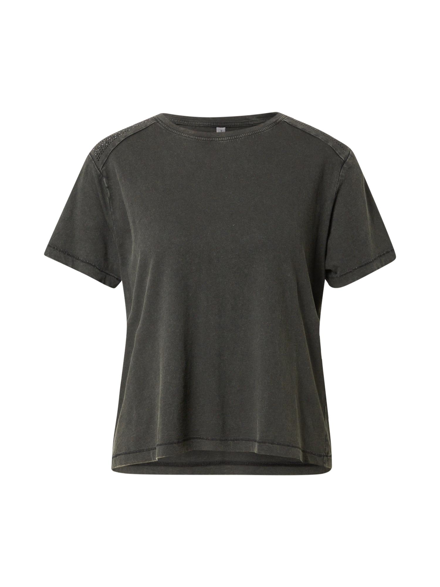 ONLY Tričko 'HELLA'  černá