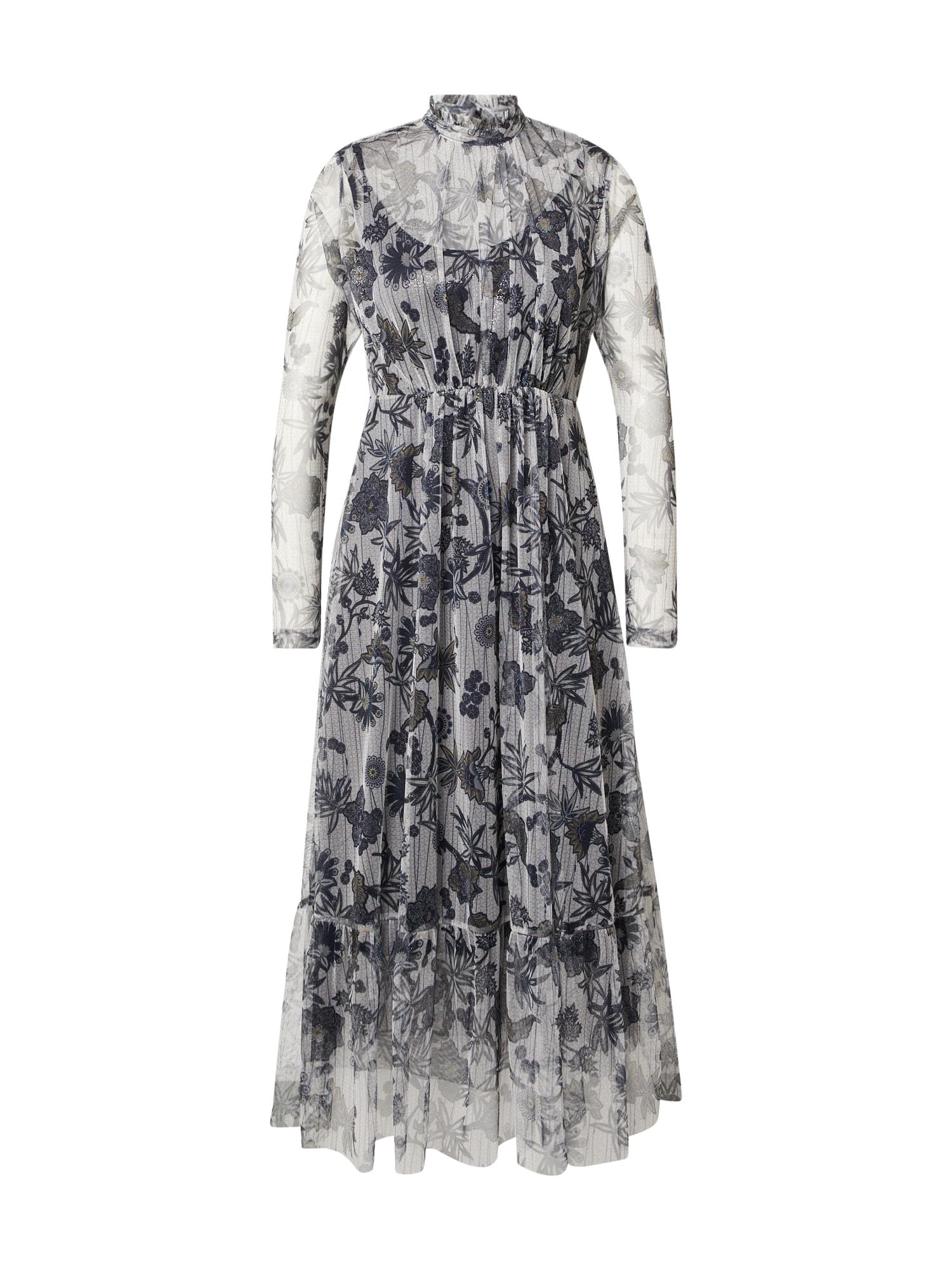 Riani Suknelė pilka / tamsiai pilka