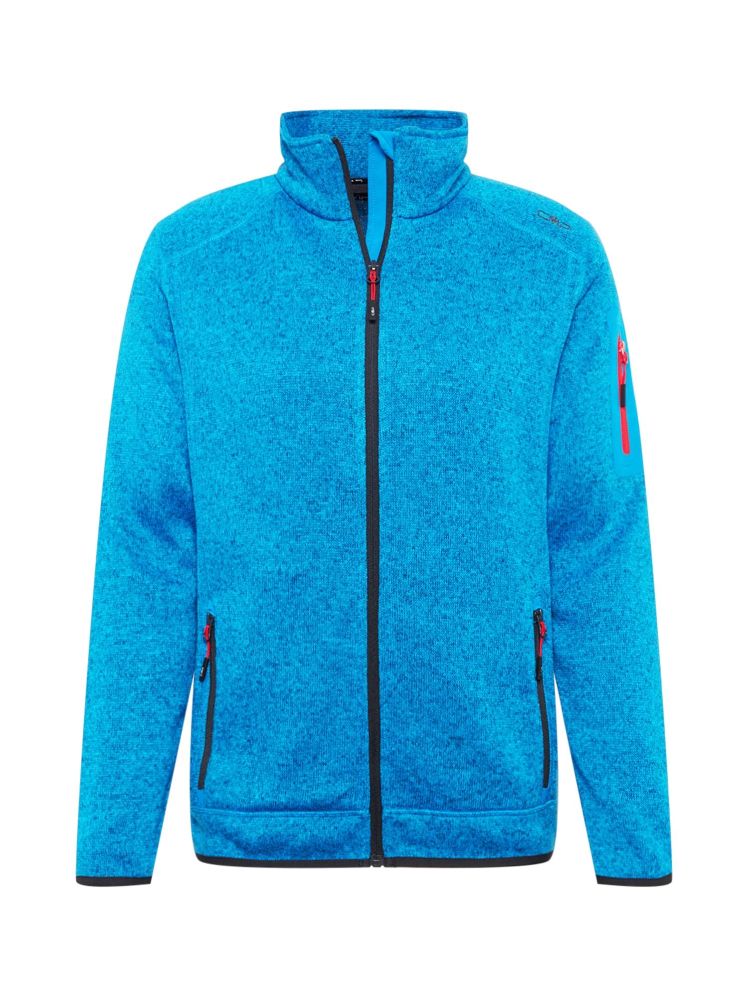 CMP Funkcinis flisinis džemperis vandens spalva