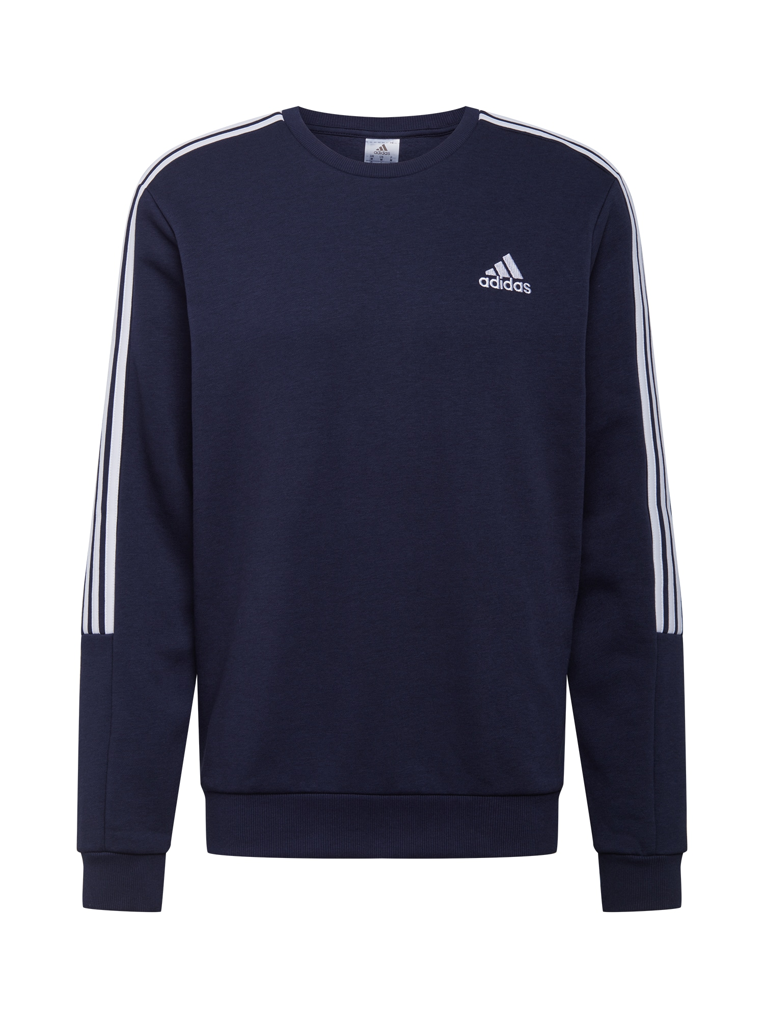 ADIDAS PERFORMANCE Sportinio tipo megztinis mėlyna / balta