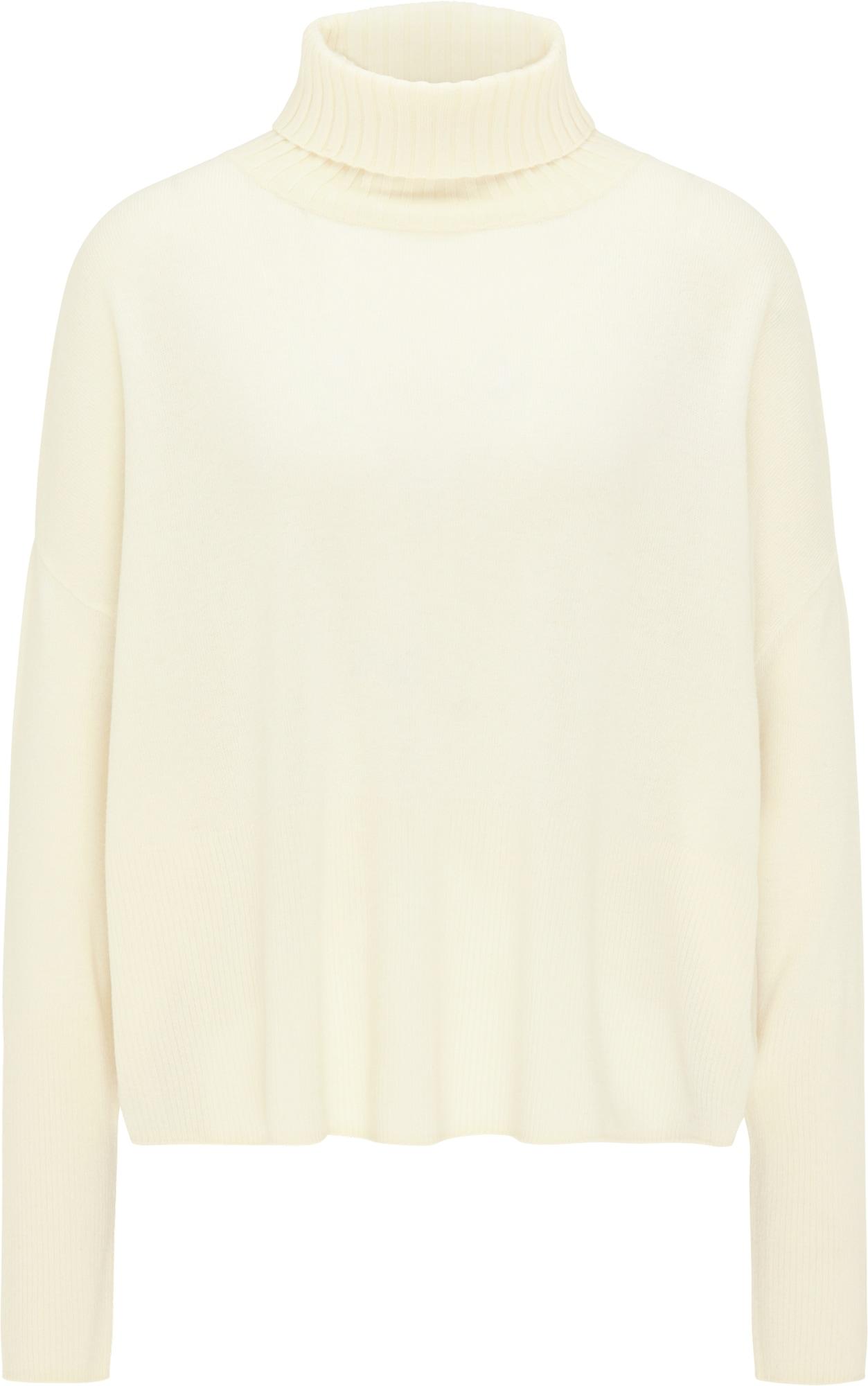 RISA Megztinis balta