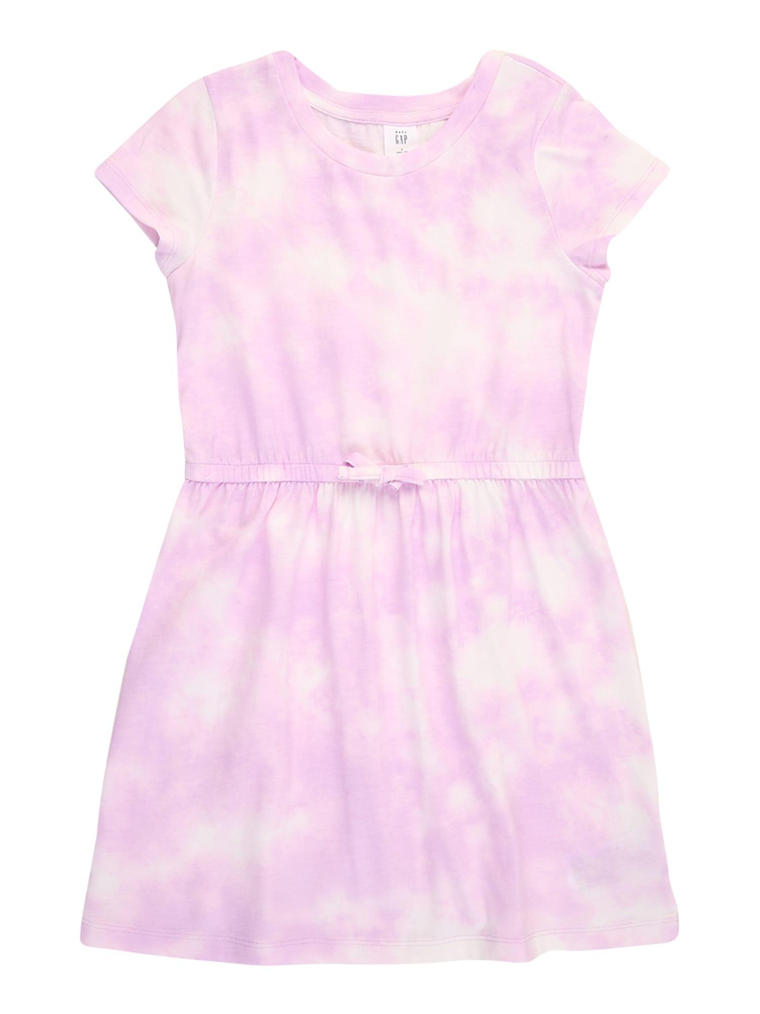 GAP Suknelė pastelinė violetinė / rausvai violetinė spalva