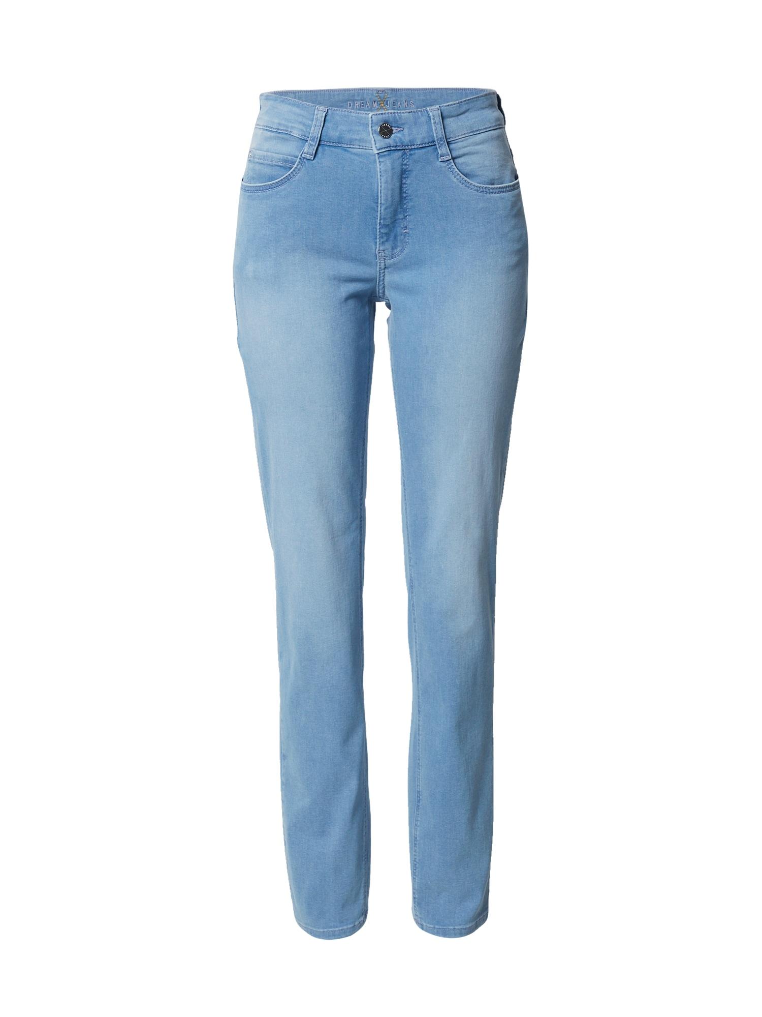 MAC Džinsai tamsiai (džinso) mėlyna