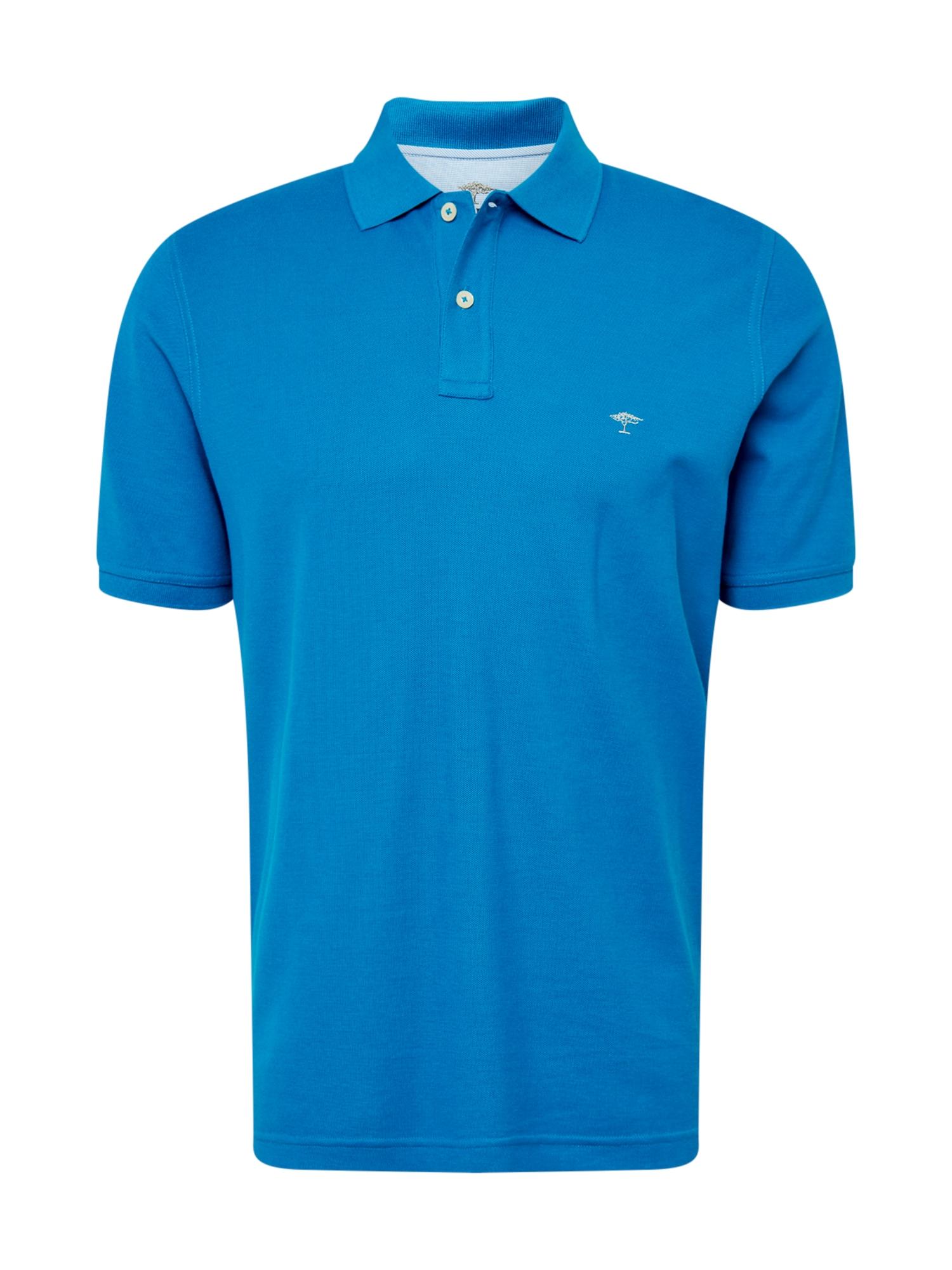 "FYNCH-HATTON Marškinėliai sodri mėlyna (""karališka"")"