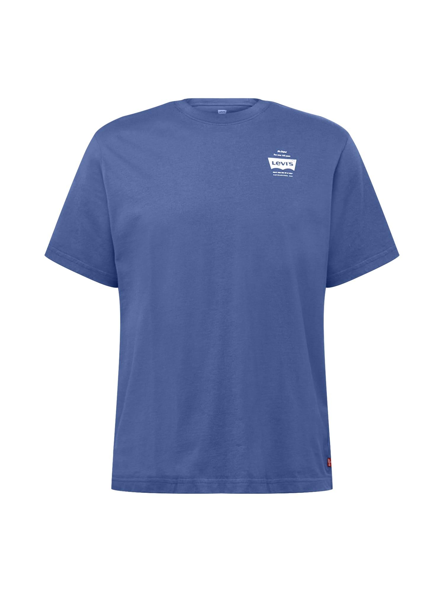 LEVI'S Tričko  bílá / indigo