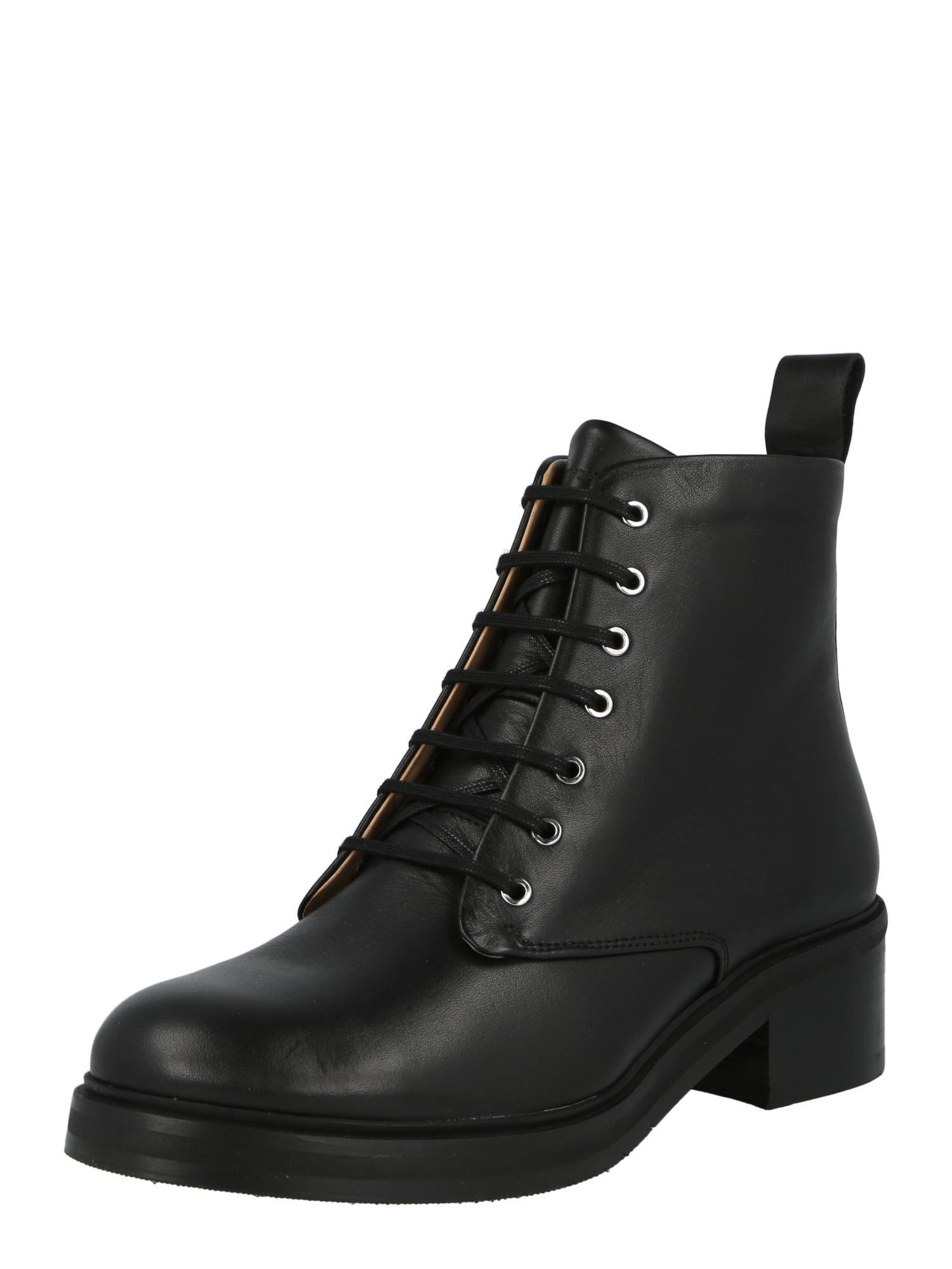 ROYAL REPUBLIQ Suvarstomieji kulkšnis dengiantys batai juoda