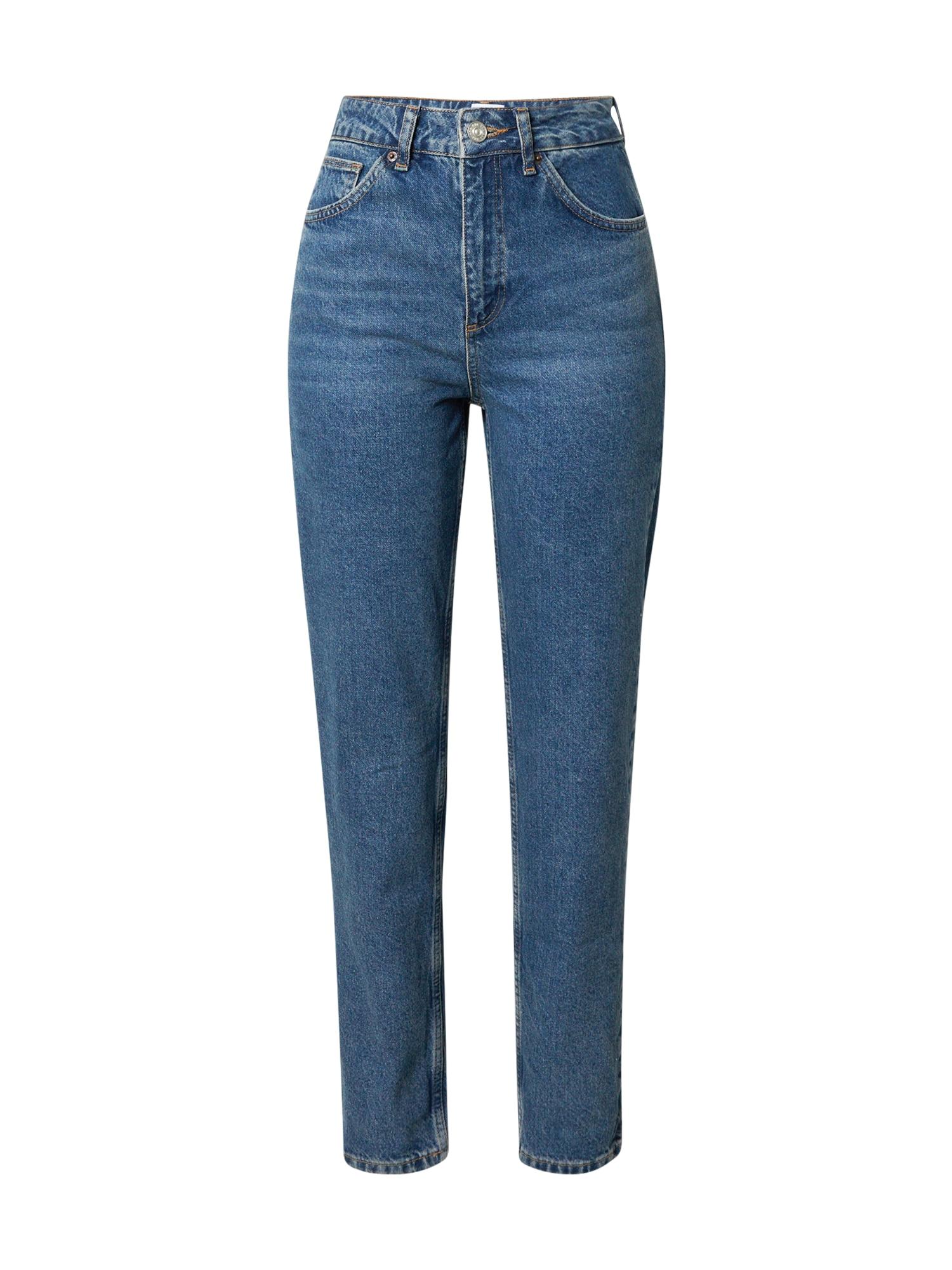 BDG Urban Outfitters Džinsai tamsiai (džinso) mėlyna