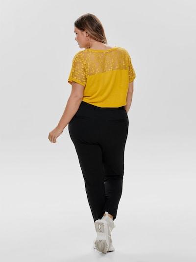 Only Carmakoma Gold Trash Drawstring Trouser