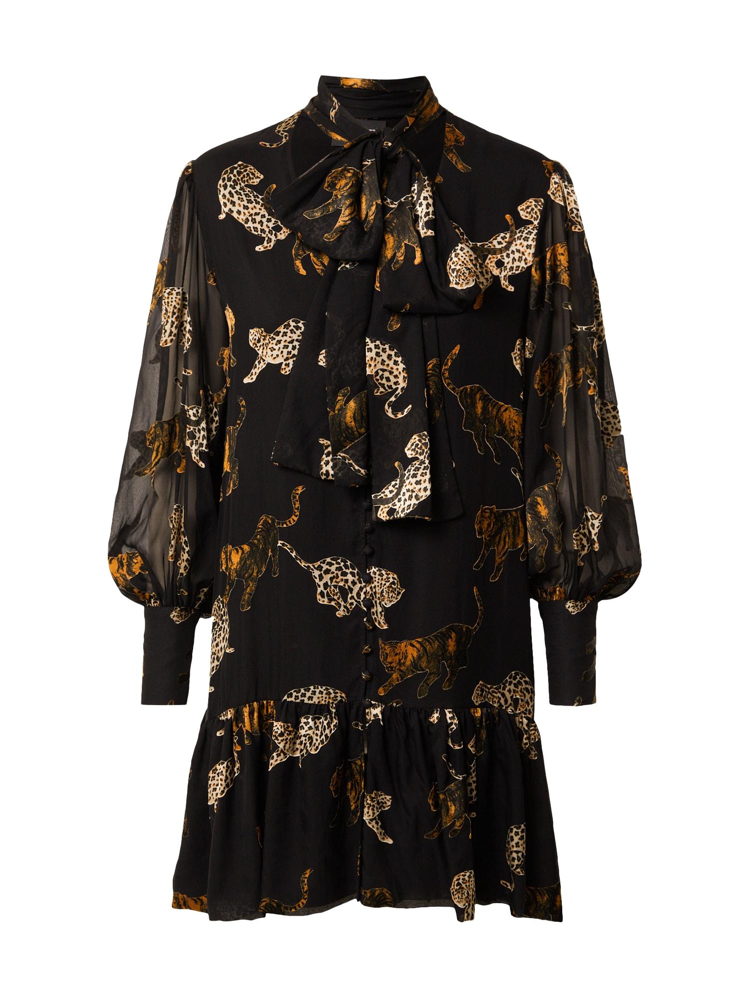 The Kooples Palaidinės tipo suknelė