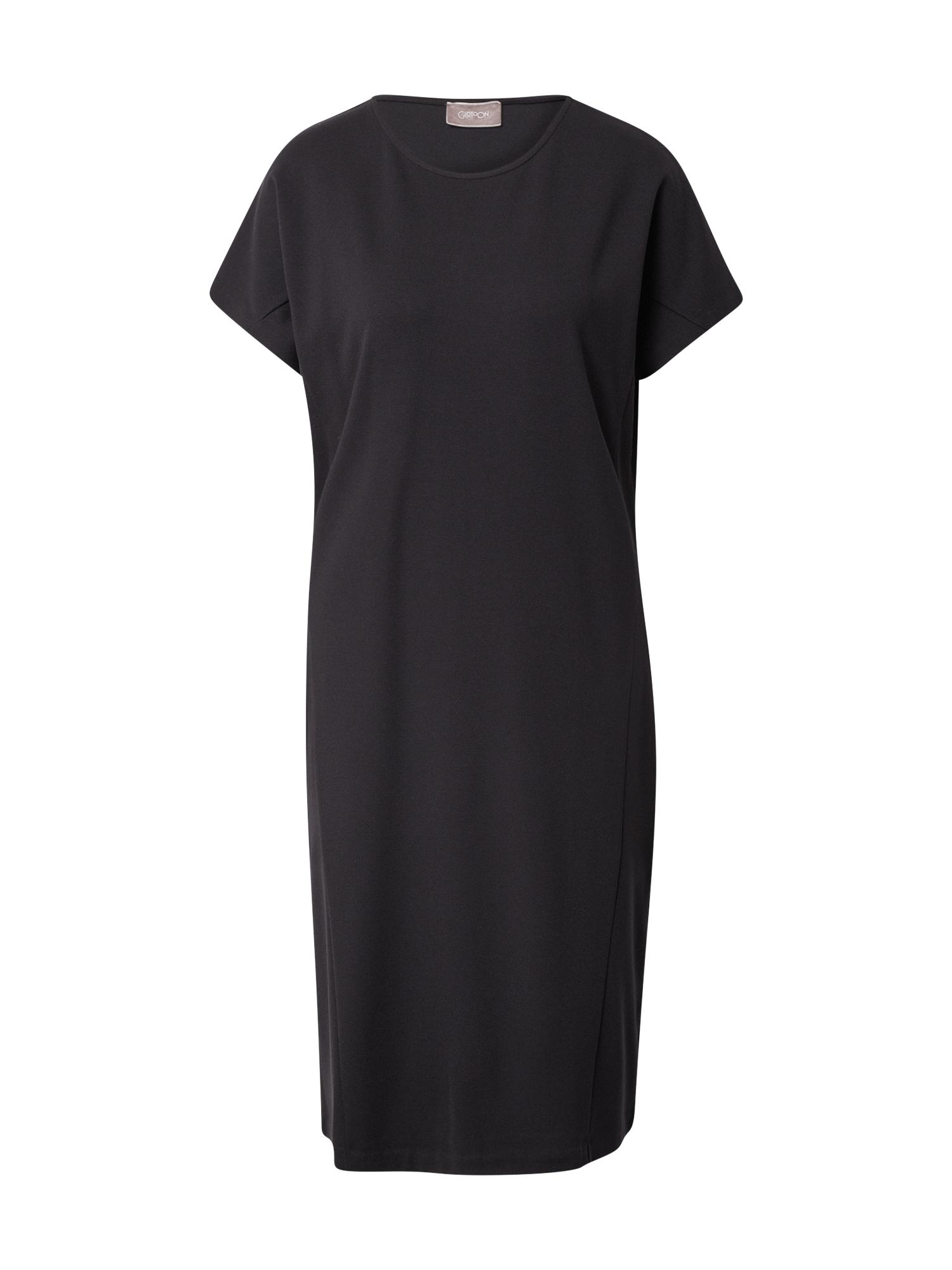 Cartoon Kokteilinė suknelė antracito spalva