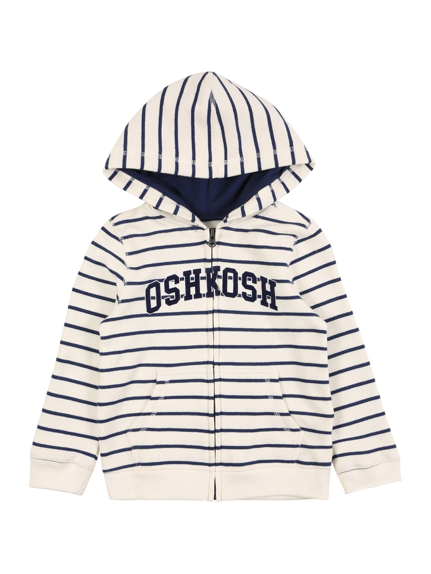 OshKosh Džemperis balta / nakties mėlyna