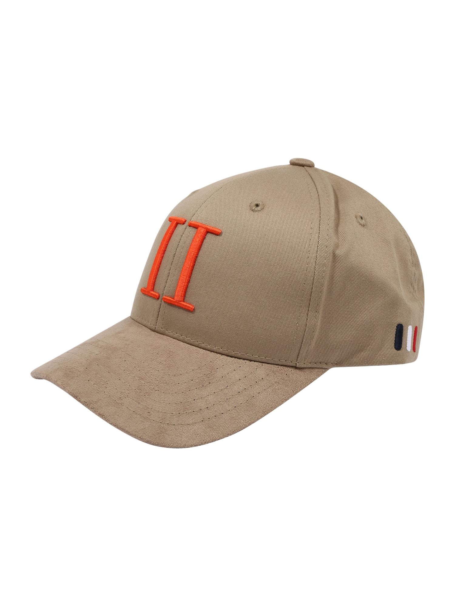 Les Deux Kepurė raudona / oranžinė-raudona
